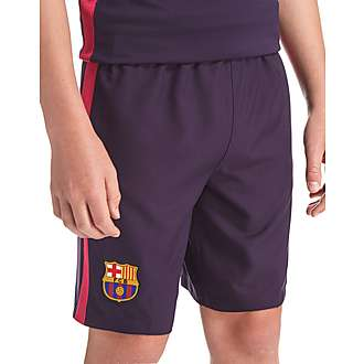 Nike FC Barcelona 2016/17 Away Shorts Junior