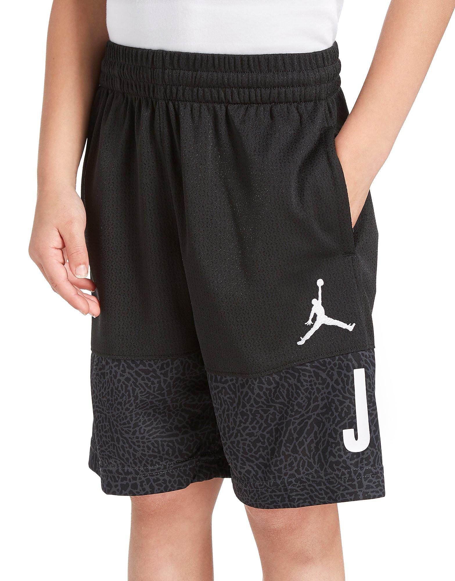 Jordan pantalón corto Air Jordan Block infantil