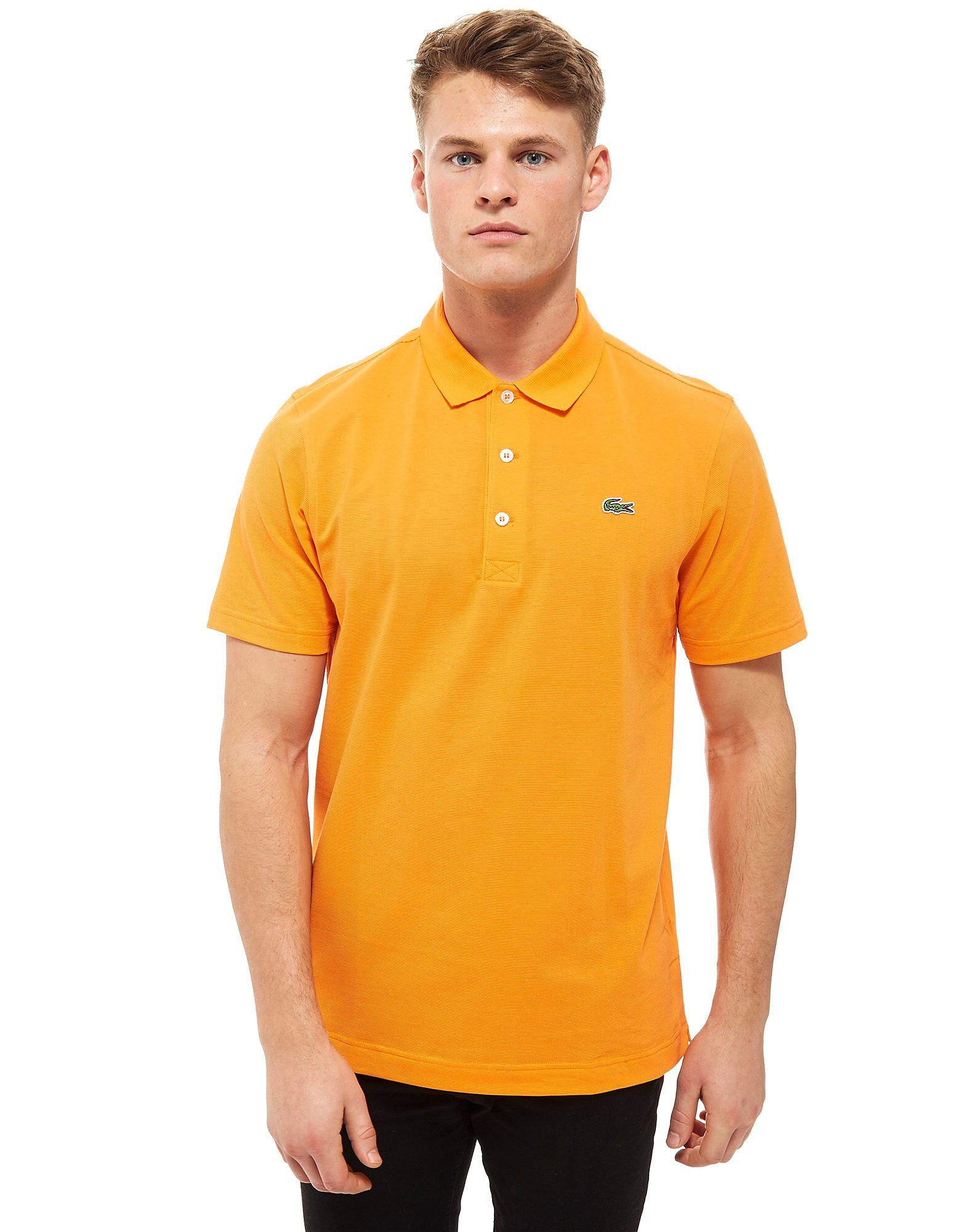 Lacoste Alligator Polo Shirt Heren - Apricot - Heren