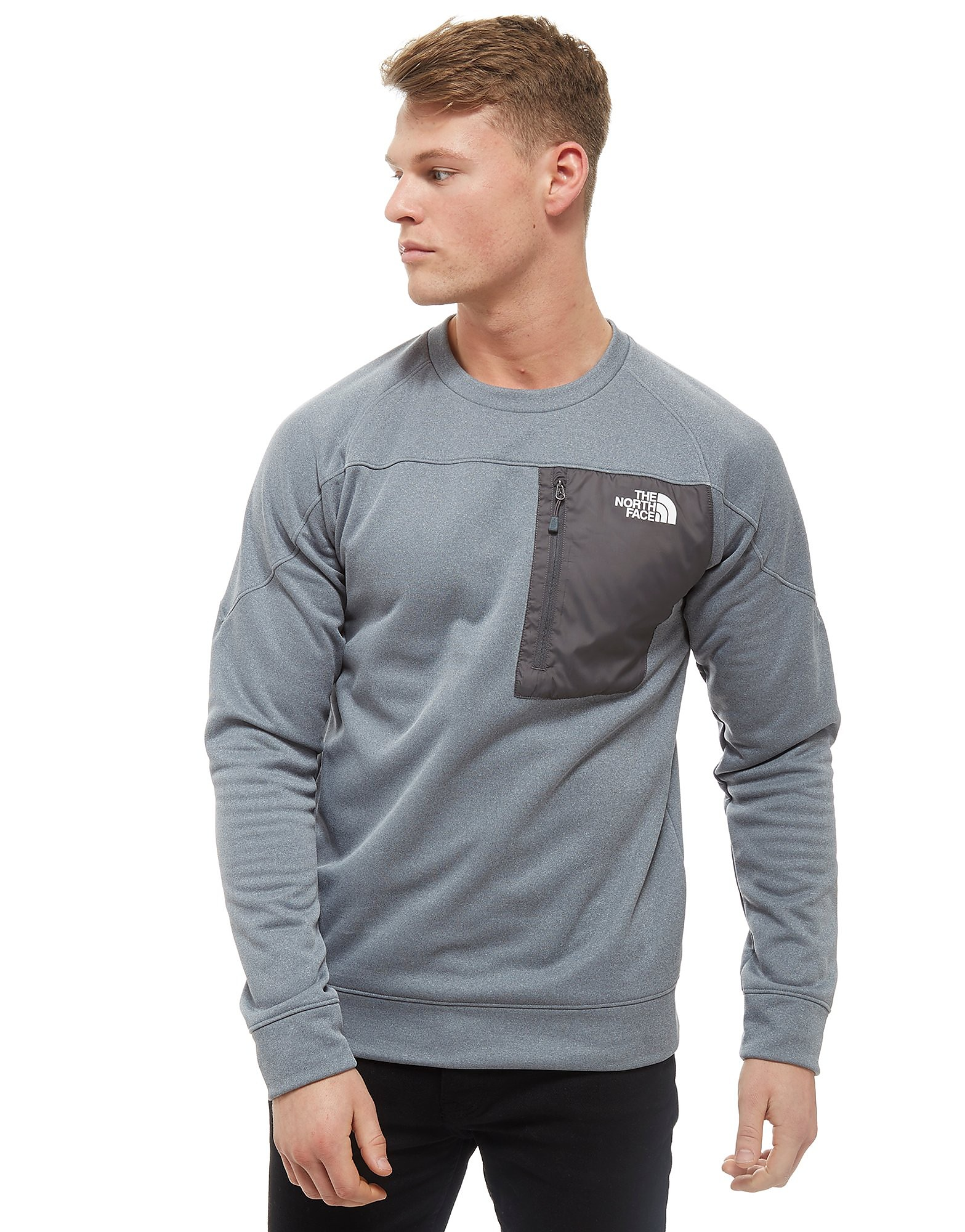 The North Face Mittelegi Crew Sweatshirt Herre