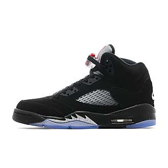 Jordan Air 5 Retro Junior 'Metallic Silver'