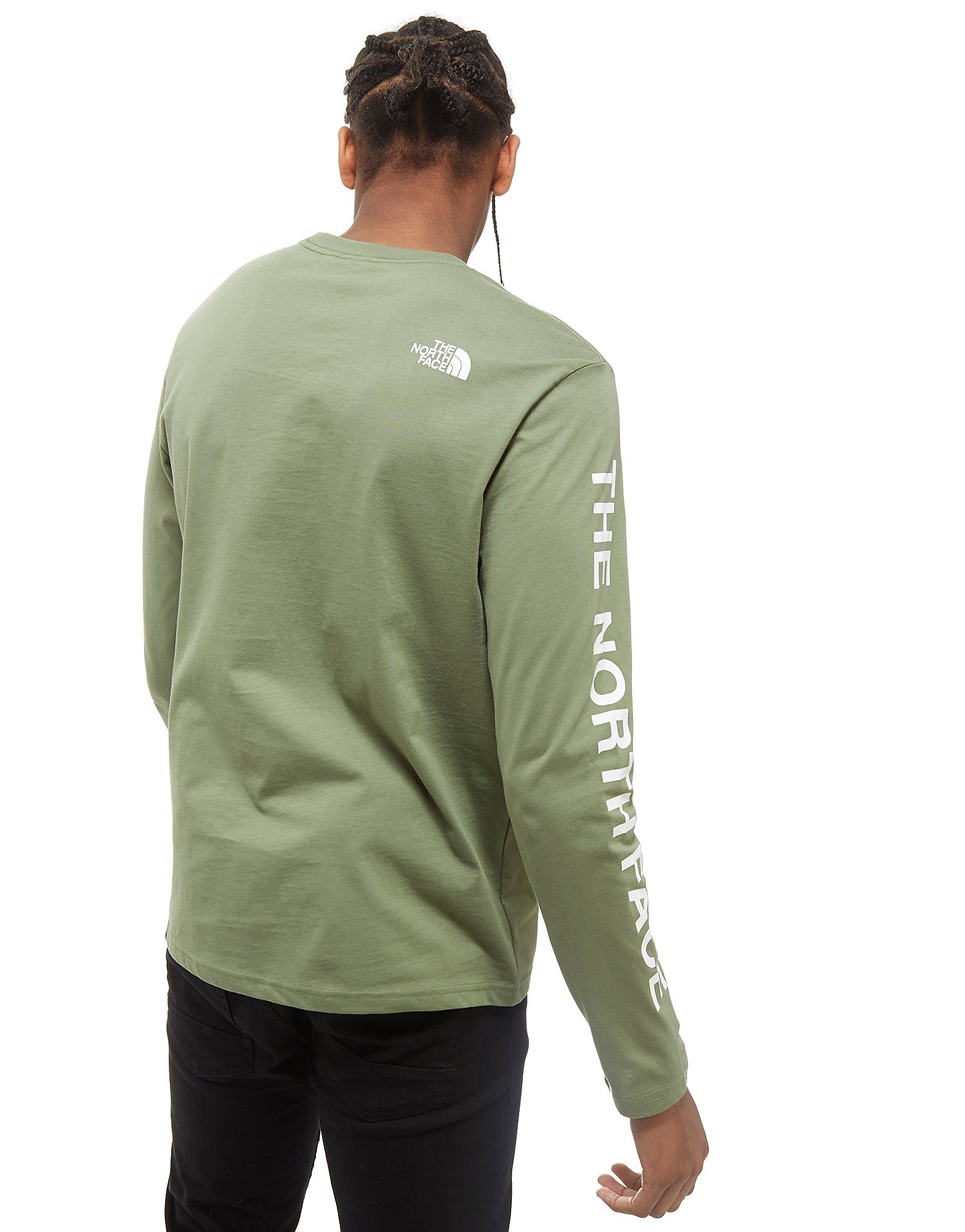 The North Face Long Sleeve Printed T-Shirt