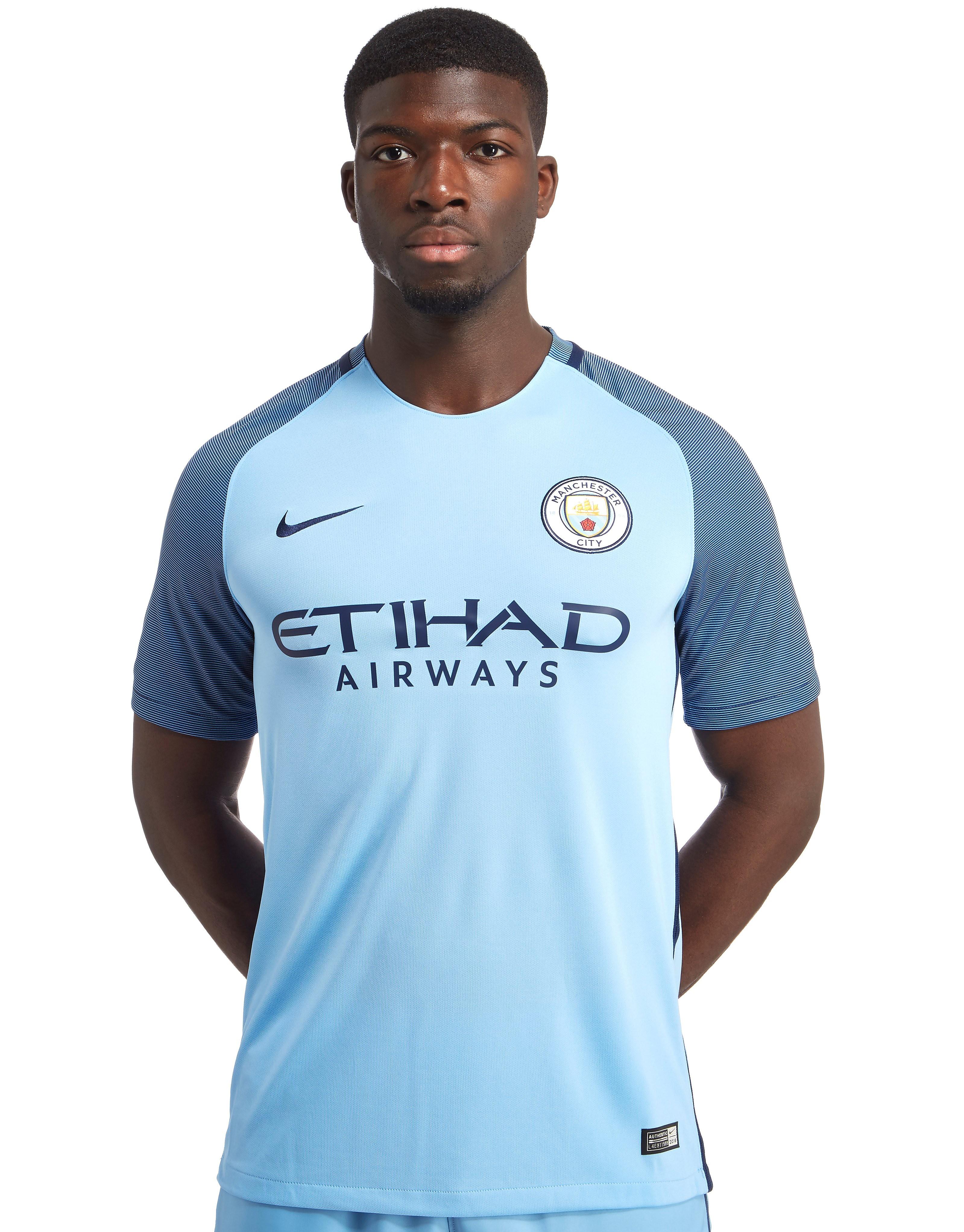 Nike Manchester City FC 2016/17 Home Shirt