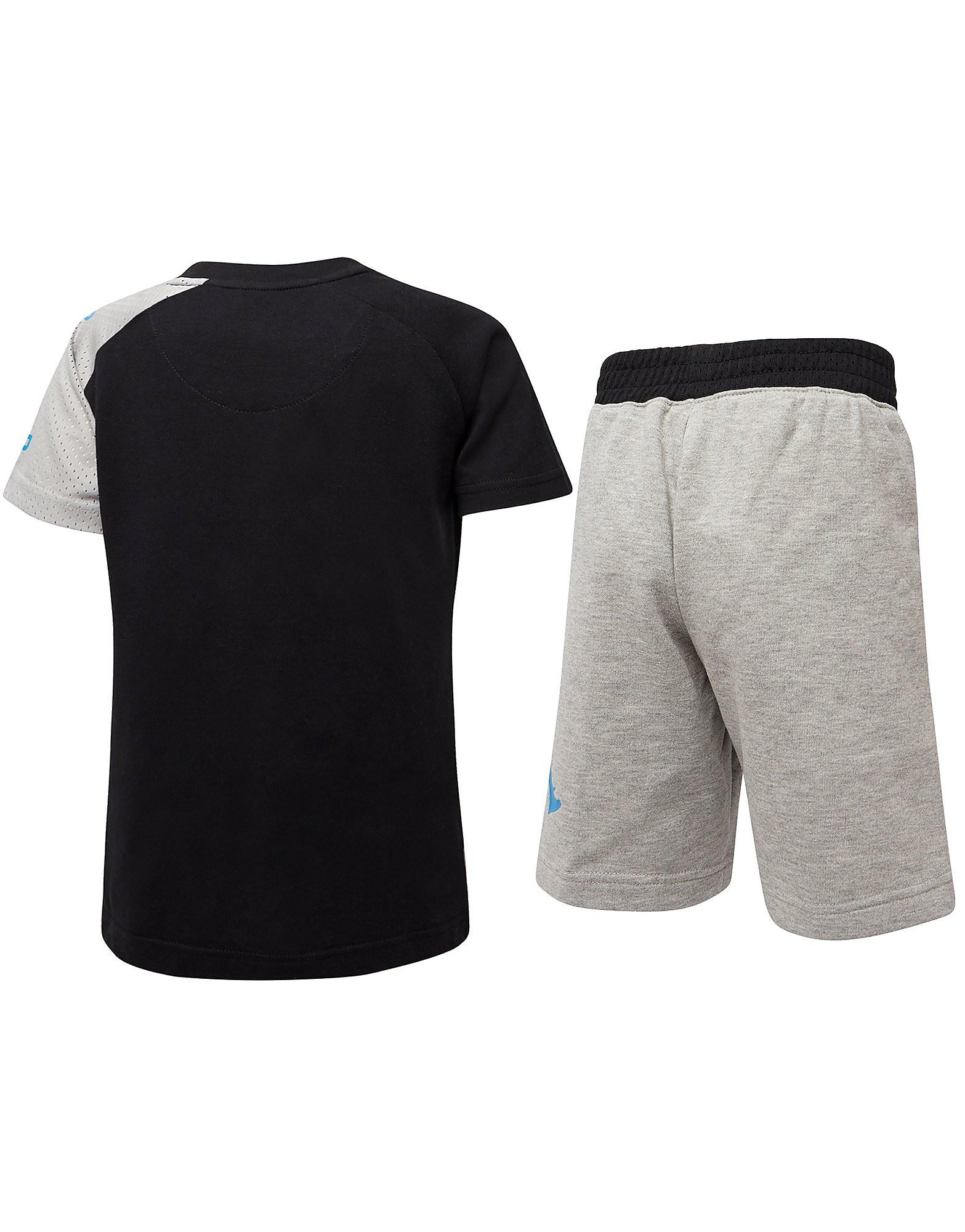 Jordan Air T-Shirt and Shorts Set Kinderen