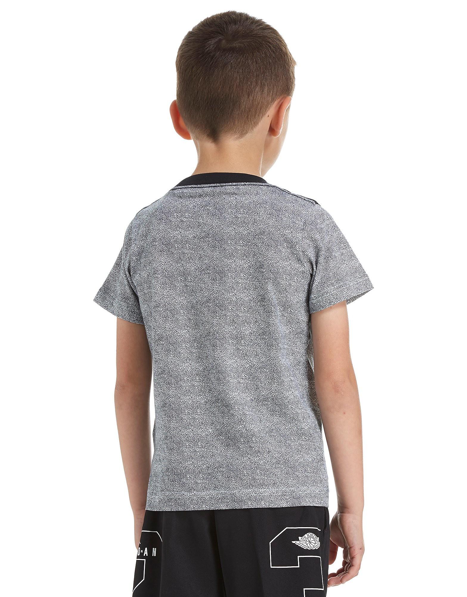 Jordan Micro Ele Print T-Shirt Bambino