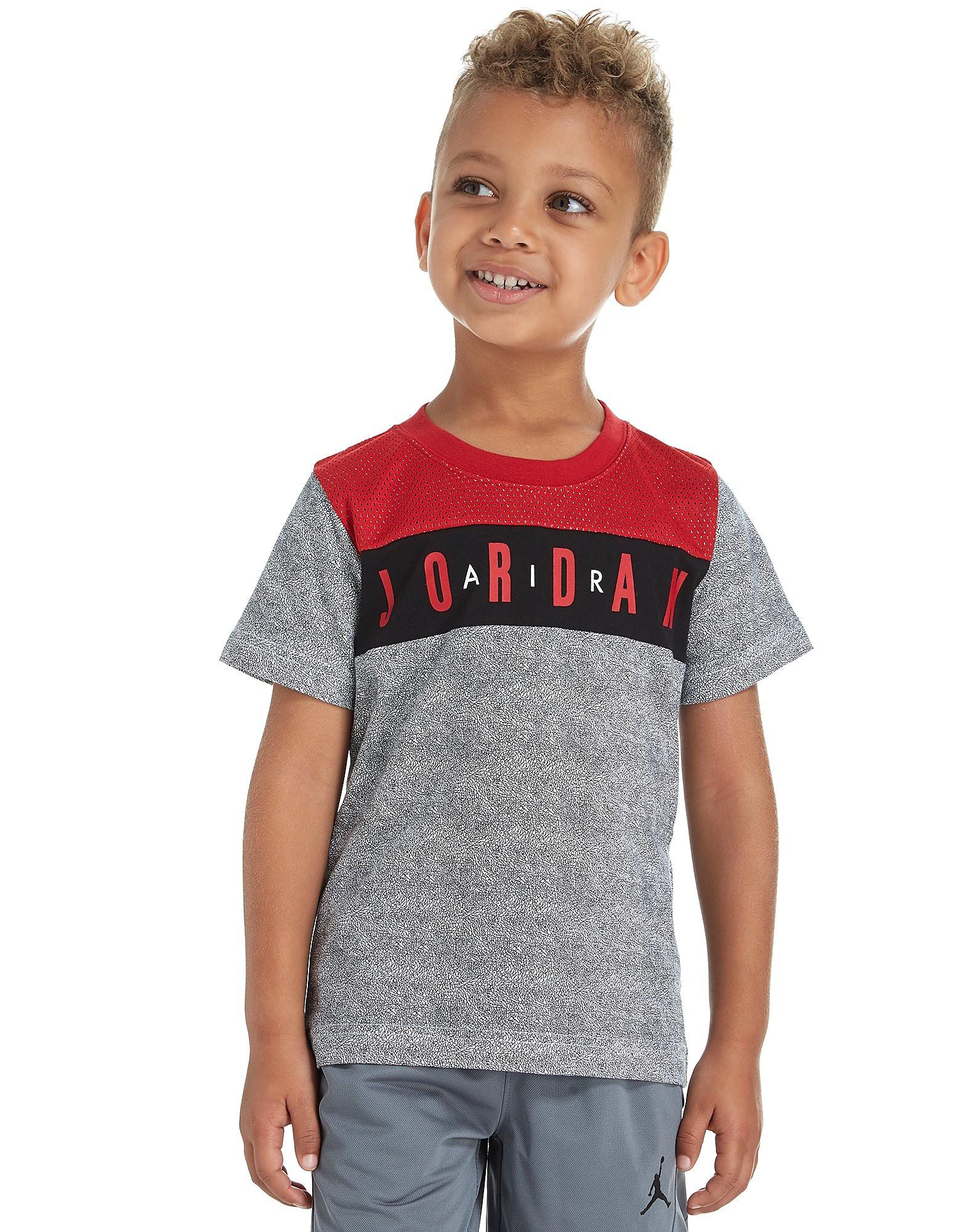 Jordan Mikro Ele Druck T-Shirt Kinder