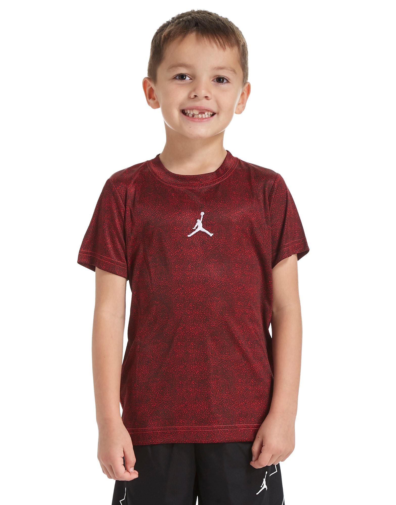 Jordan Micro Ele Print T-Shirt Children