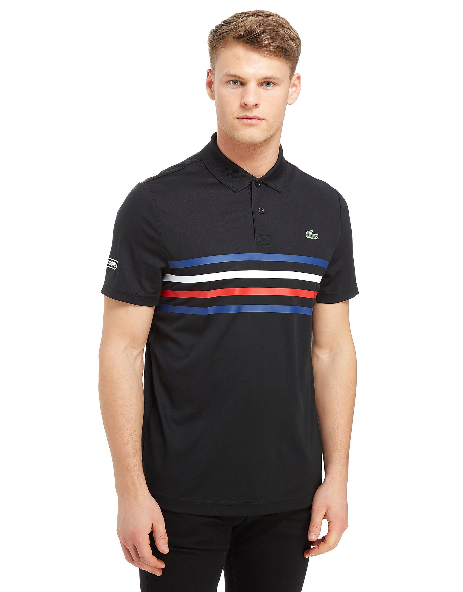 Lacoste polo Central 4 Lines