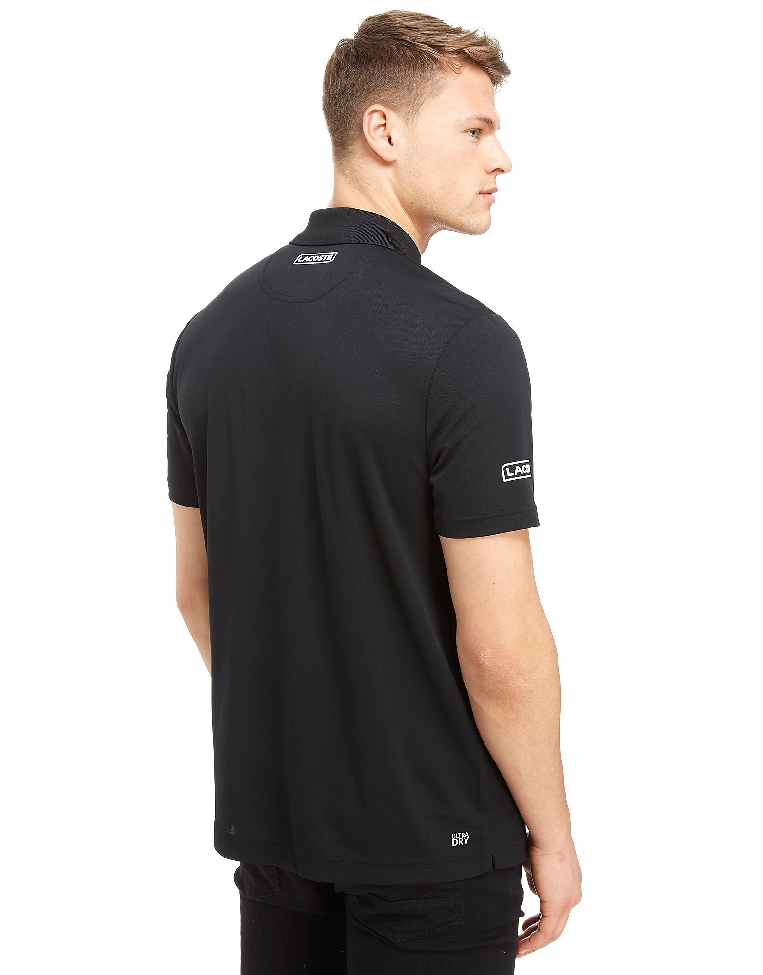 Lacoste Central 4 Lines Polo Shirt Heren