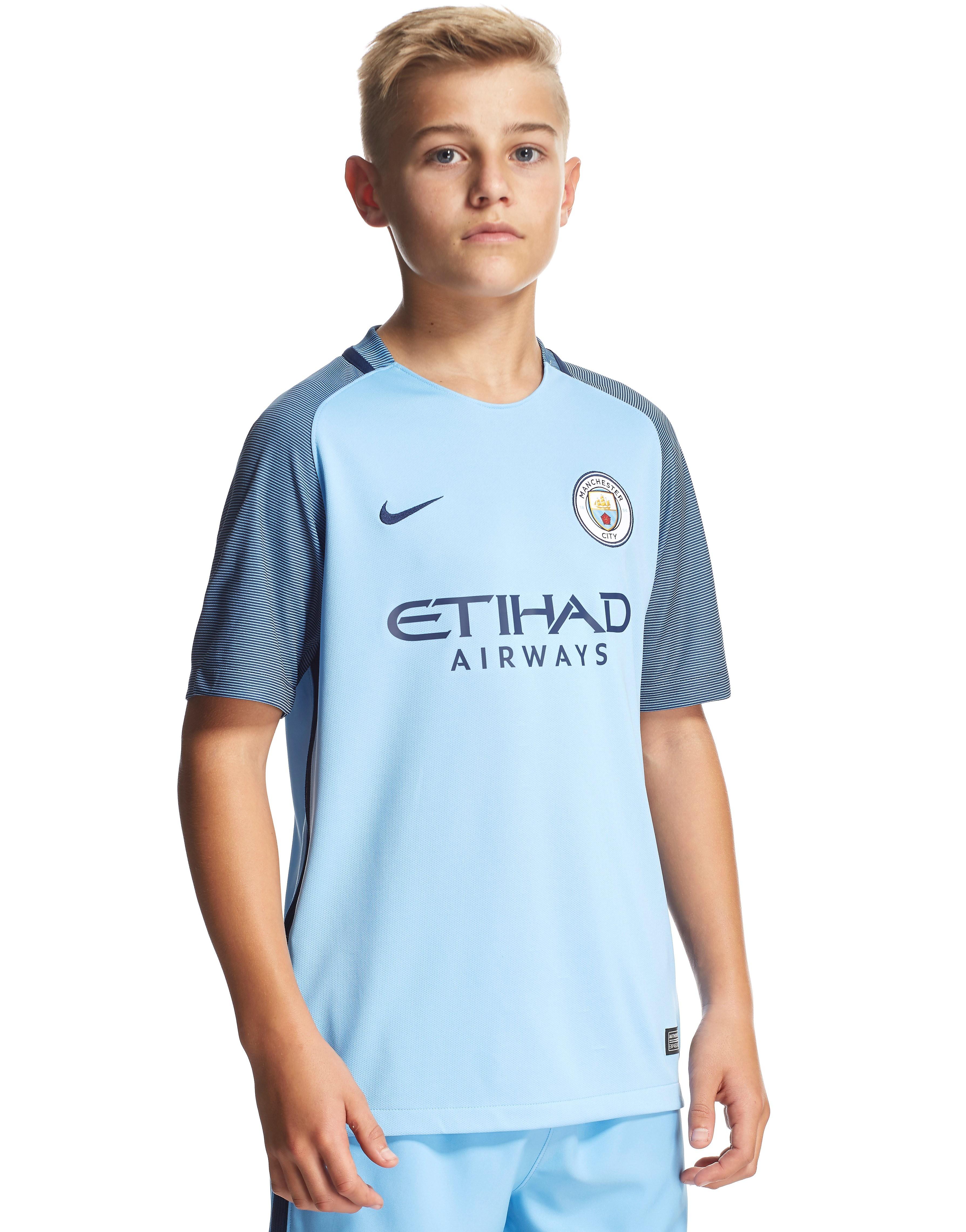 Nike Manchester City 2016/17 Home Shirt Junior