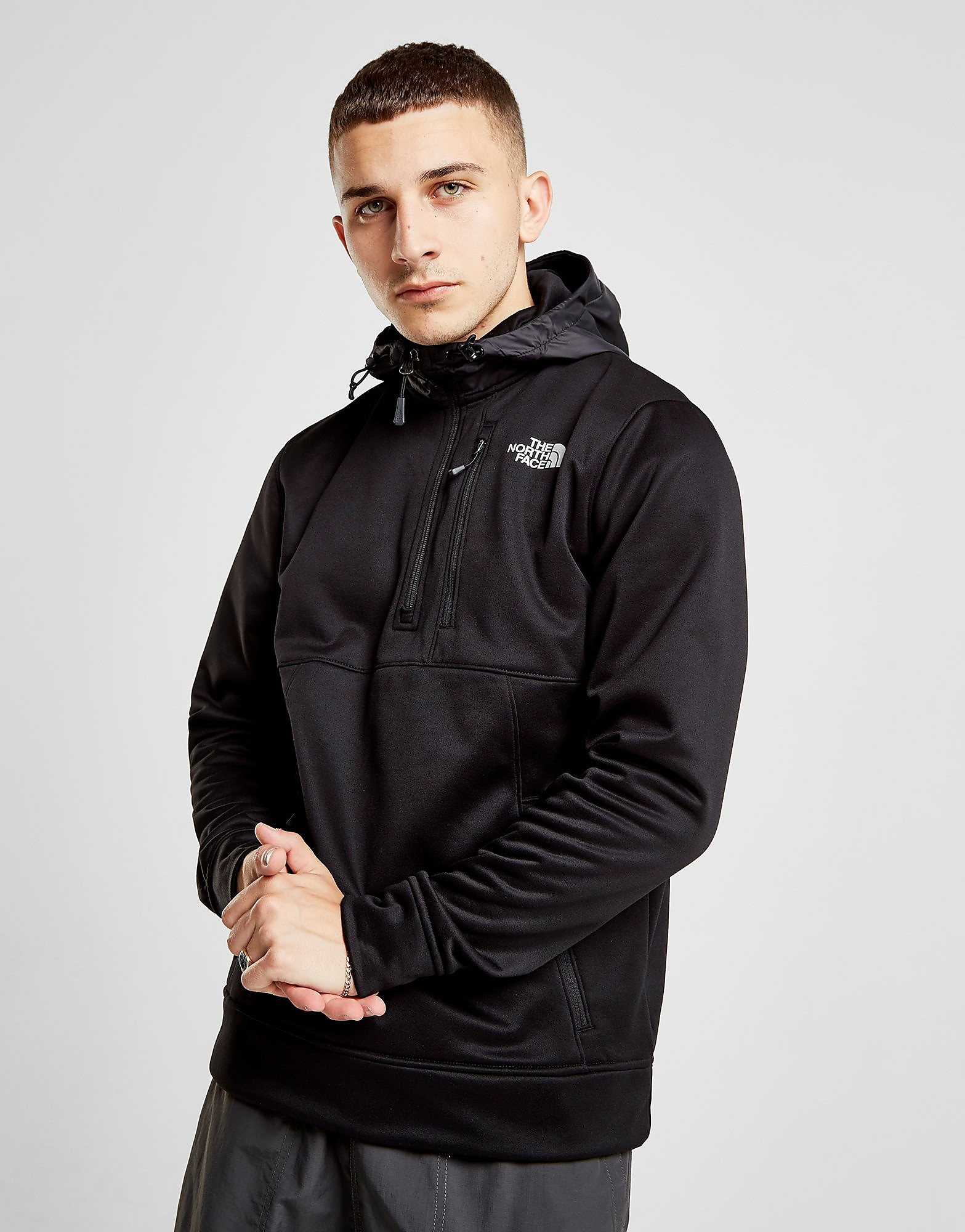 The North Face Mittellegi 1/4 Lynlås Hoodie Herre