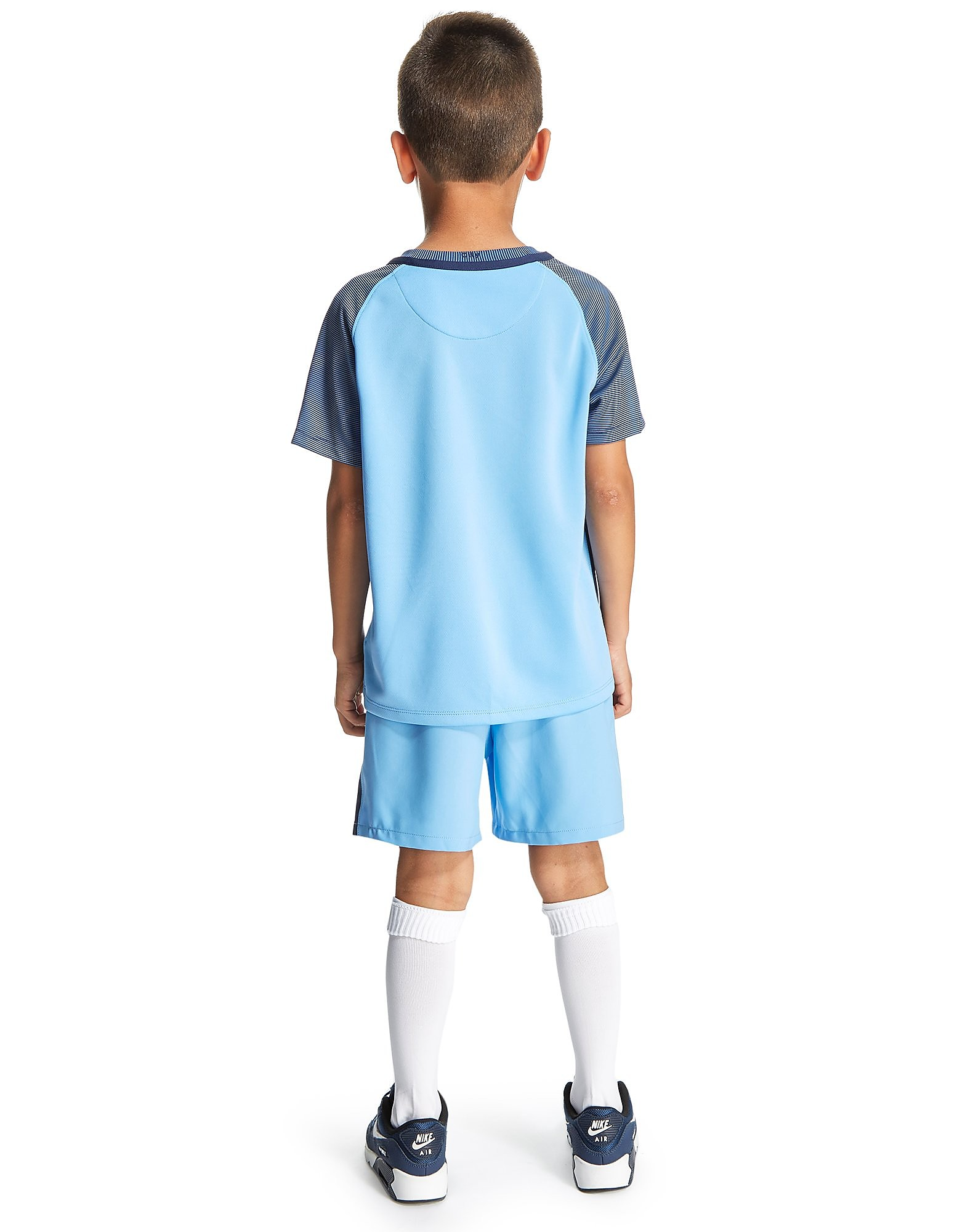 Nike Manchester City 2016/17 Home Kit Children