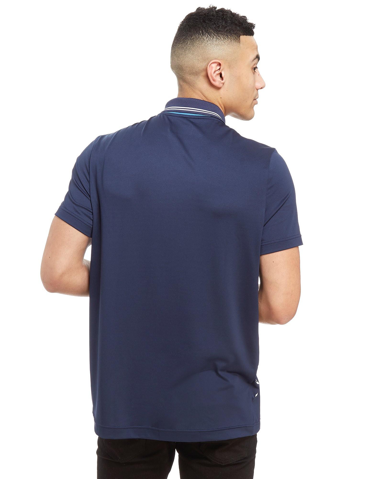 Lacoste Side Logo Poly Polo Shirt