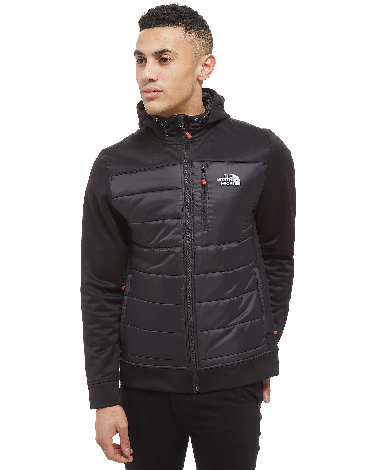 The North Face Mittelegi Hybrid Hoodie Herre
