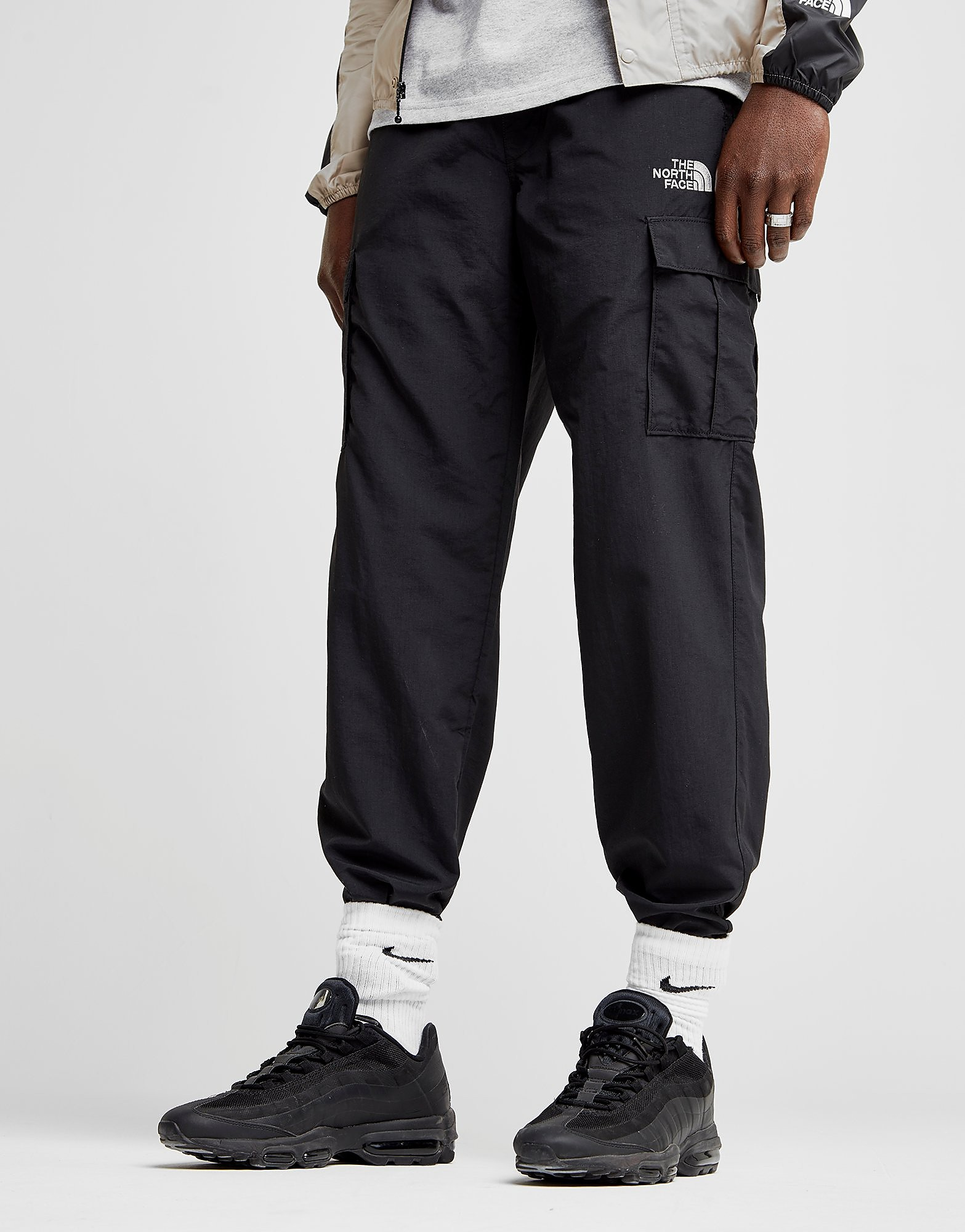 The North Face Cargo Pants Heren - alleen bij JD - Zwart - Heren