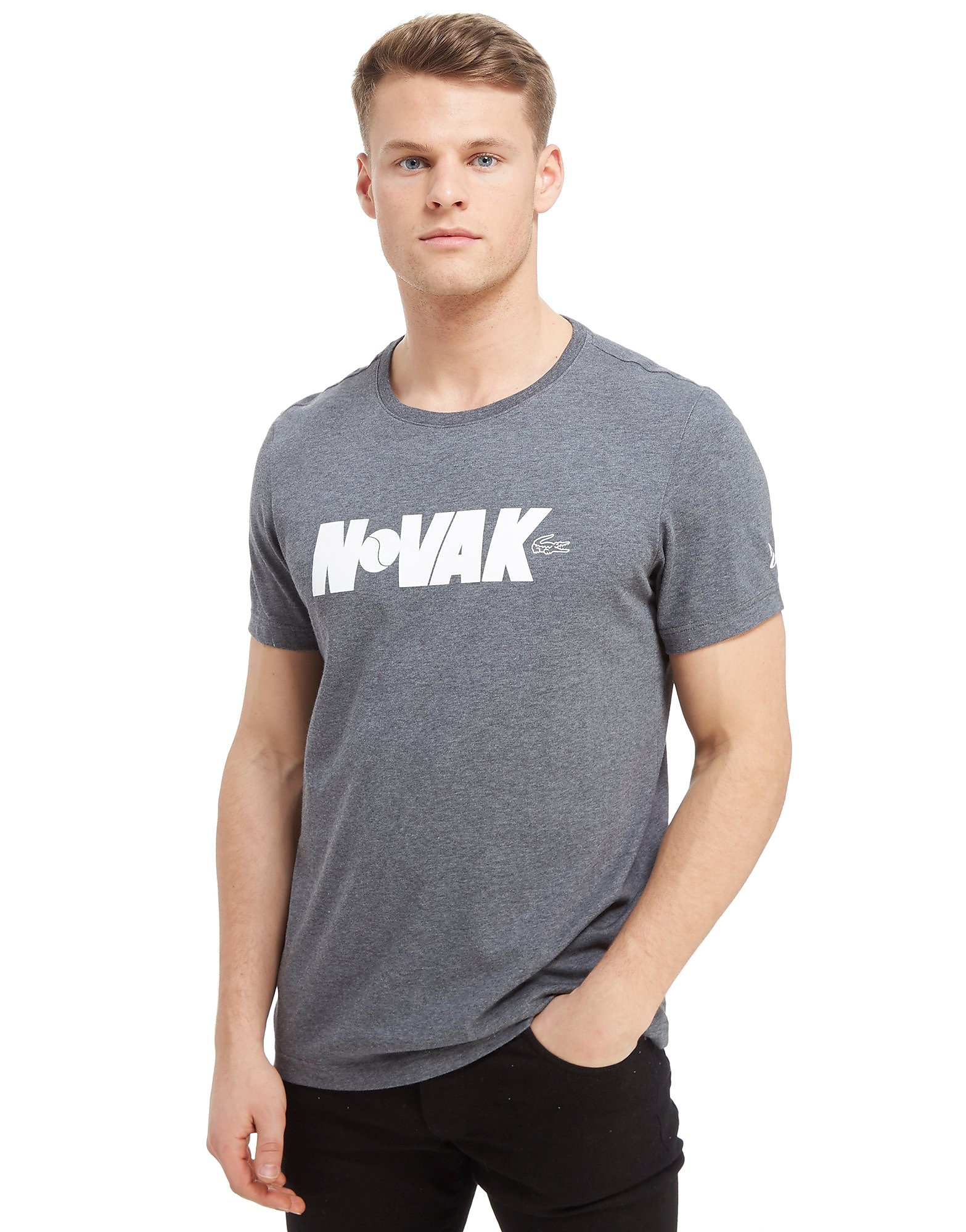 Lacoste Novak Logo T-Shirt Heren