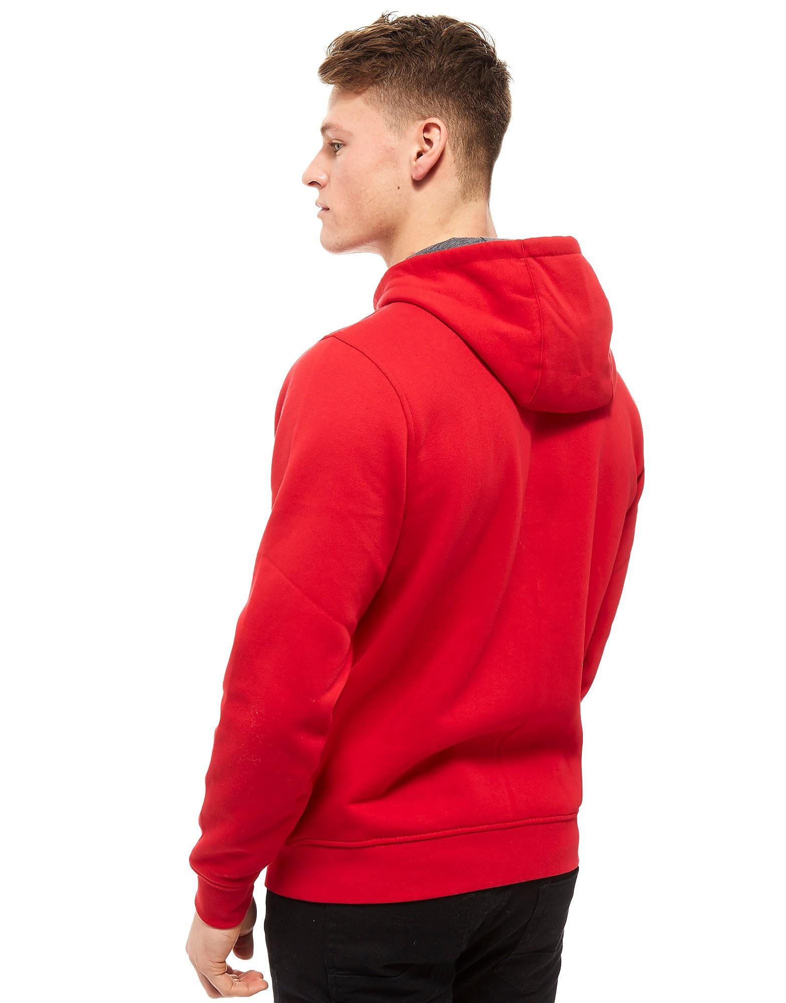 Lacoste Zip Through Core Hoodie