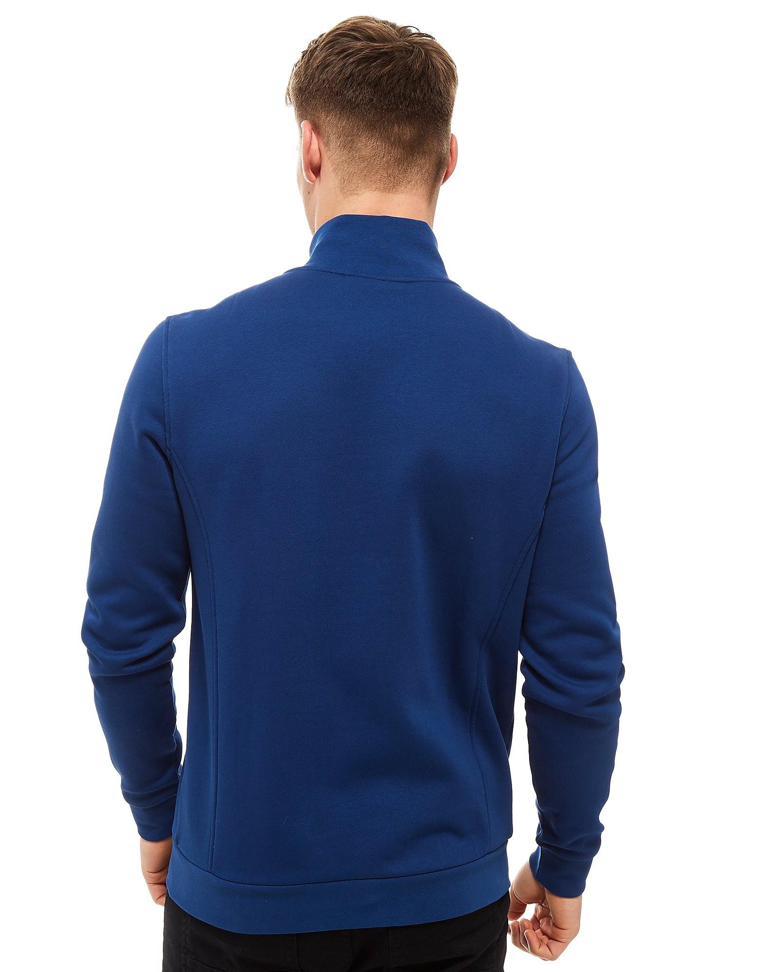 Lacoste Zip Fleece Track Top Heren