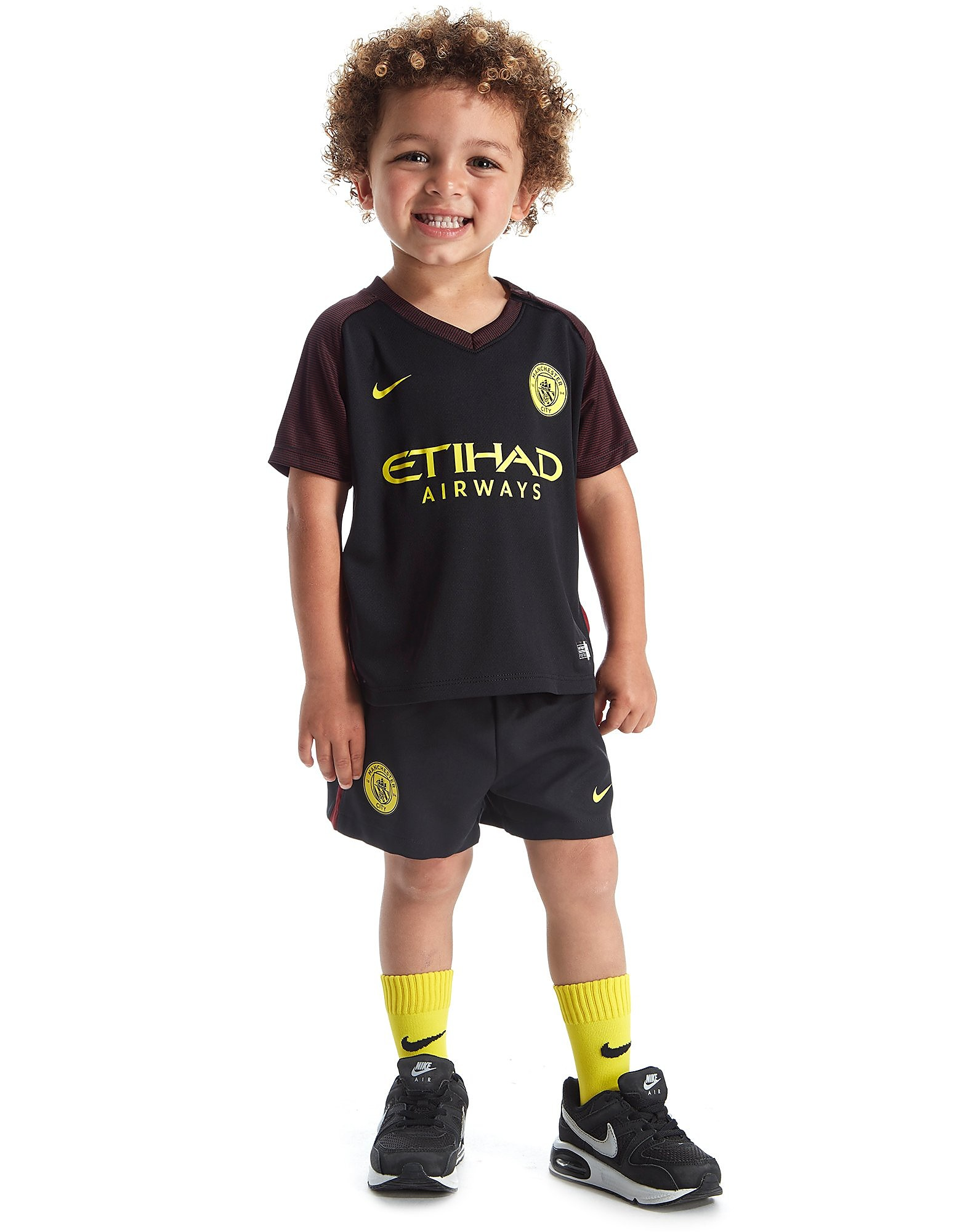Nike Manchester City 2016/17 Away Kit für Babys