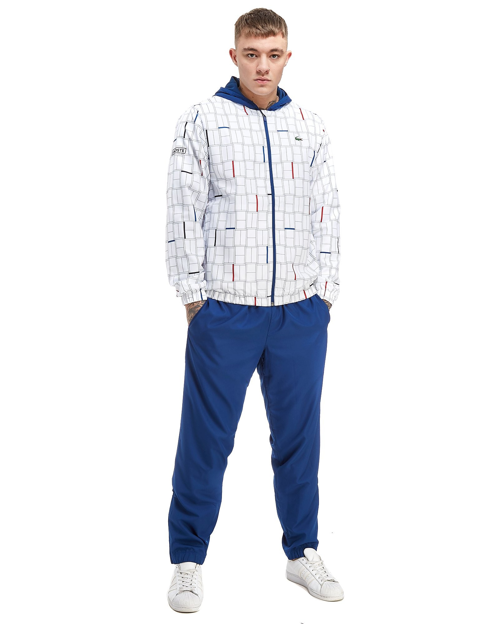 Lacoste Djokovic Grid Check Suit
