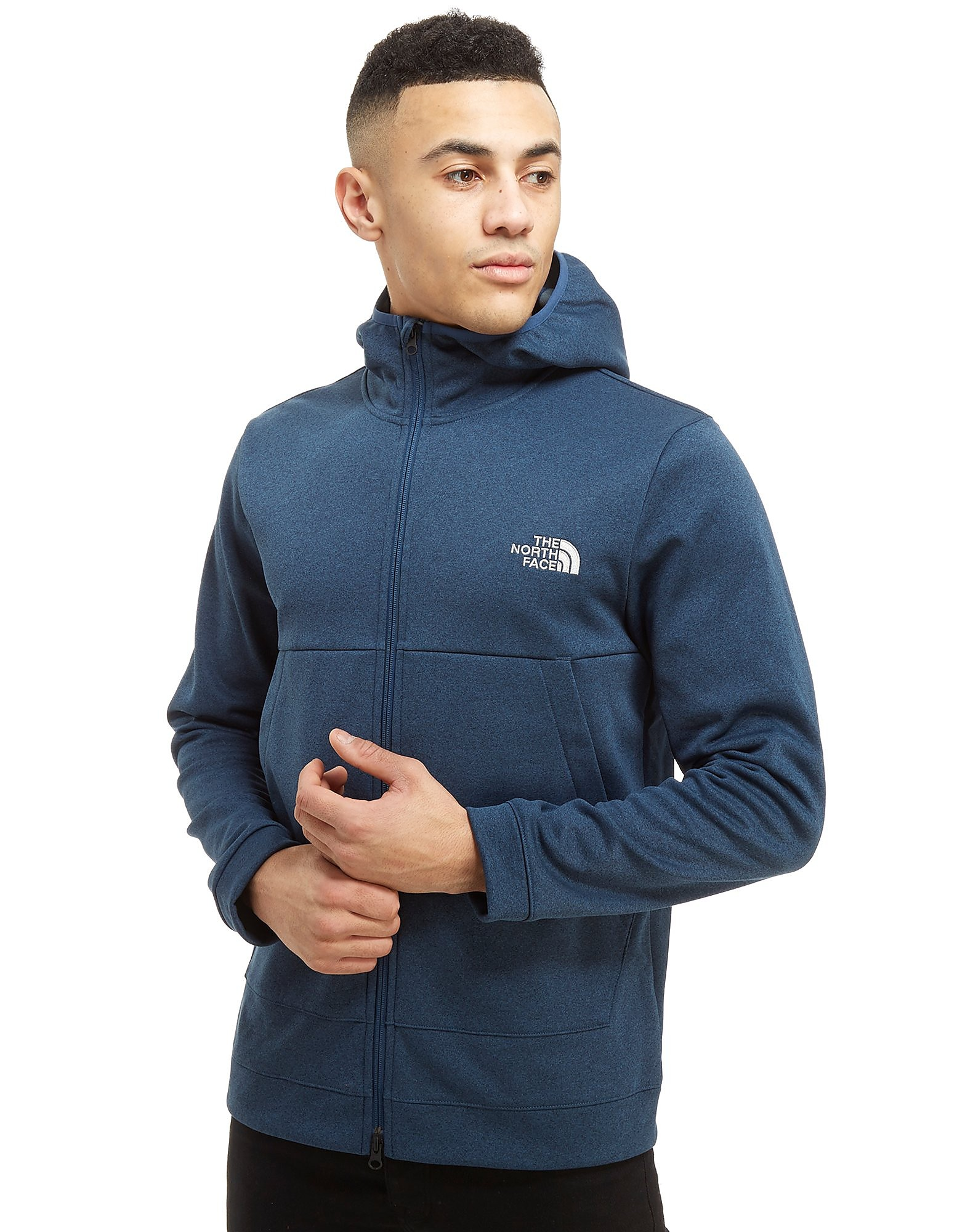 The North Face Zip Through Mountain Tech Hoodie