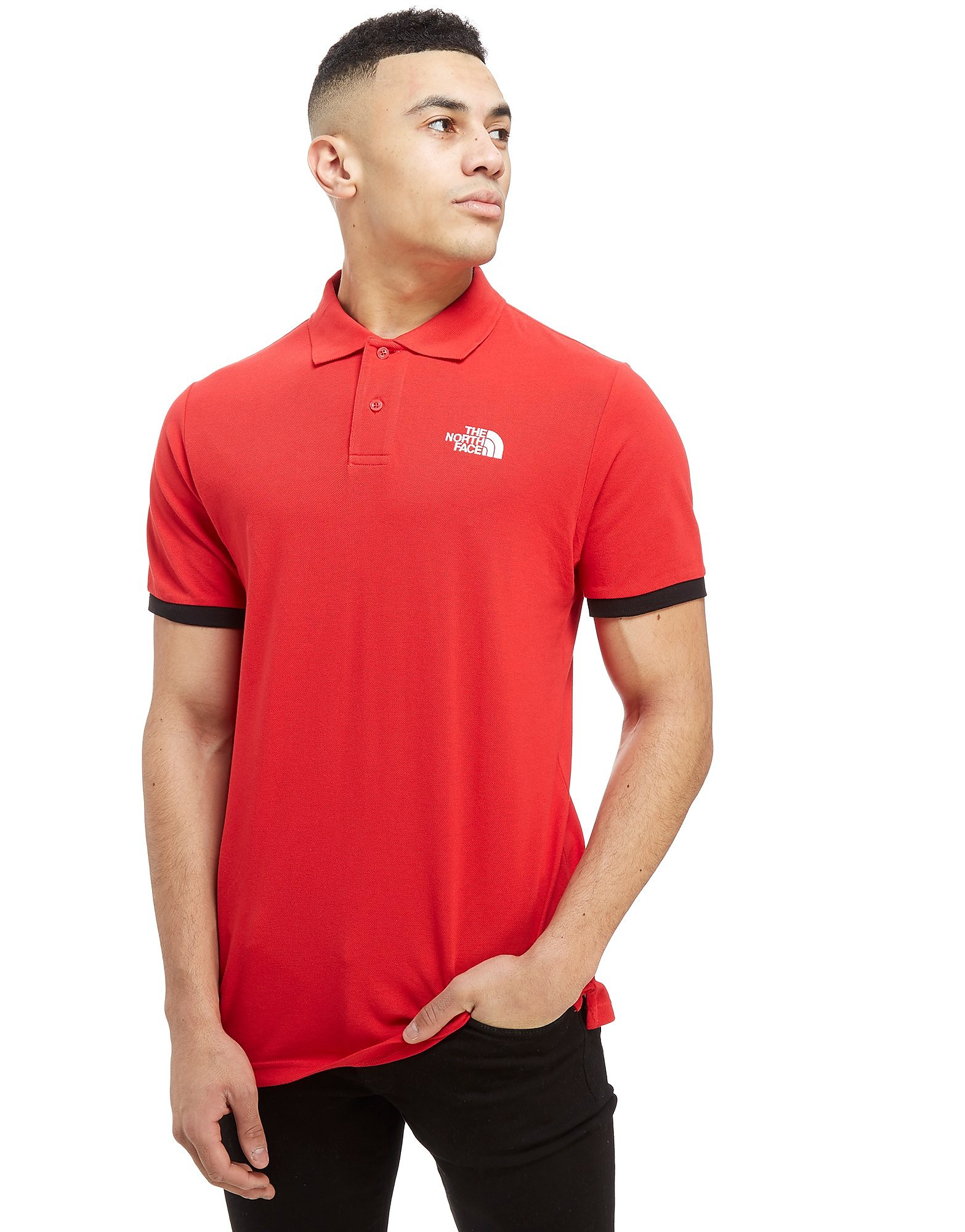 The North Face Core Short Sleeve Polo Shirt