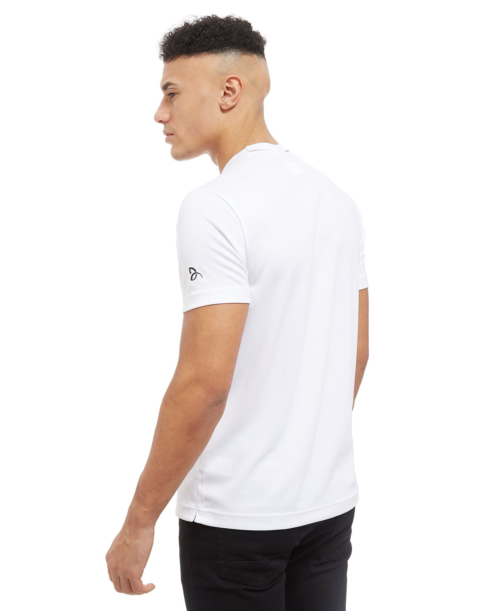 Lacoste T-shirt Djokovic Colourblock Tech Homme
