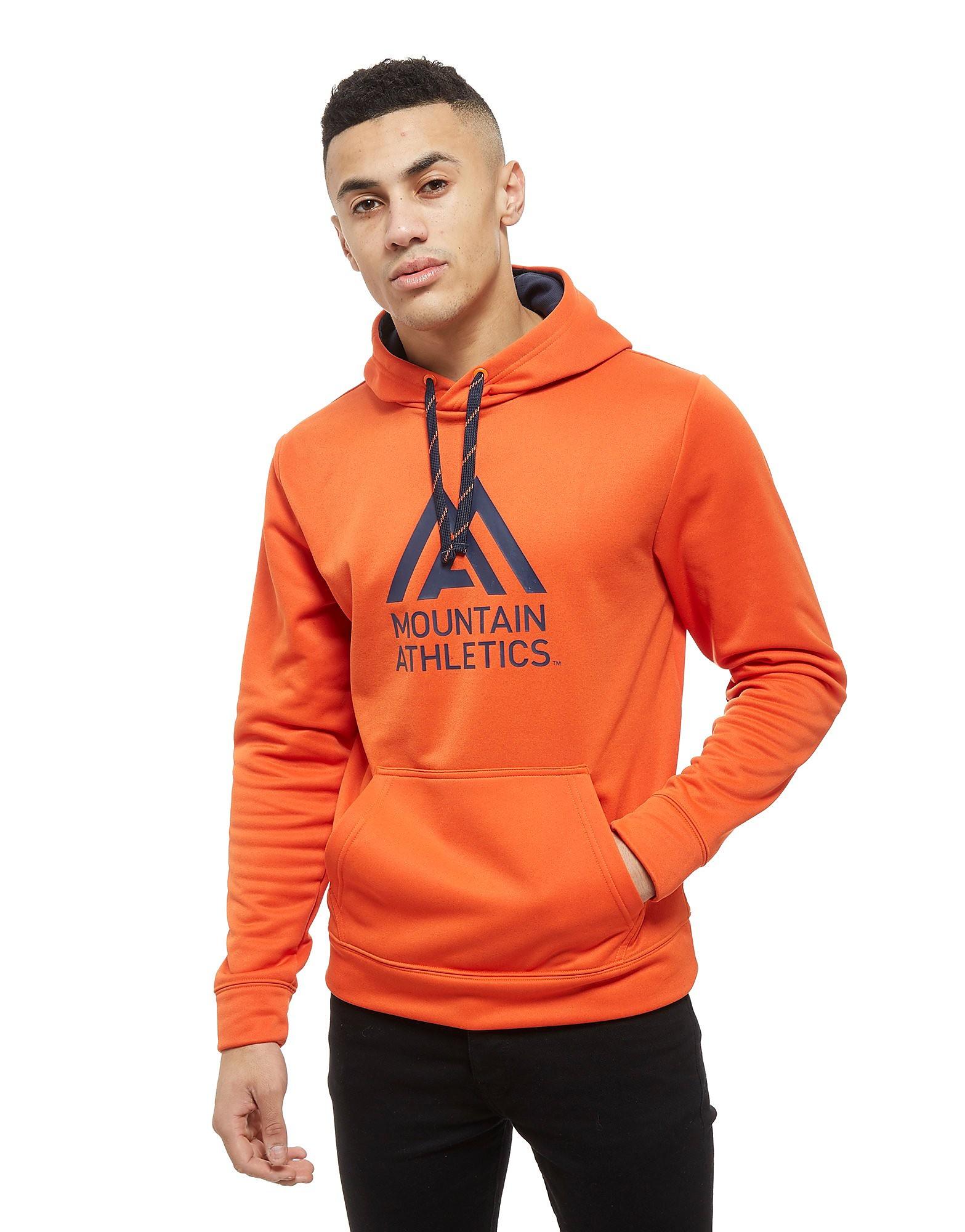 The North Face Sweat à capuche Surgent Homme - Orange, Orange