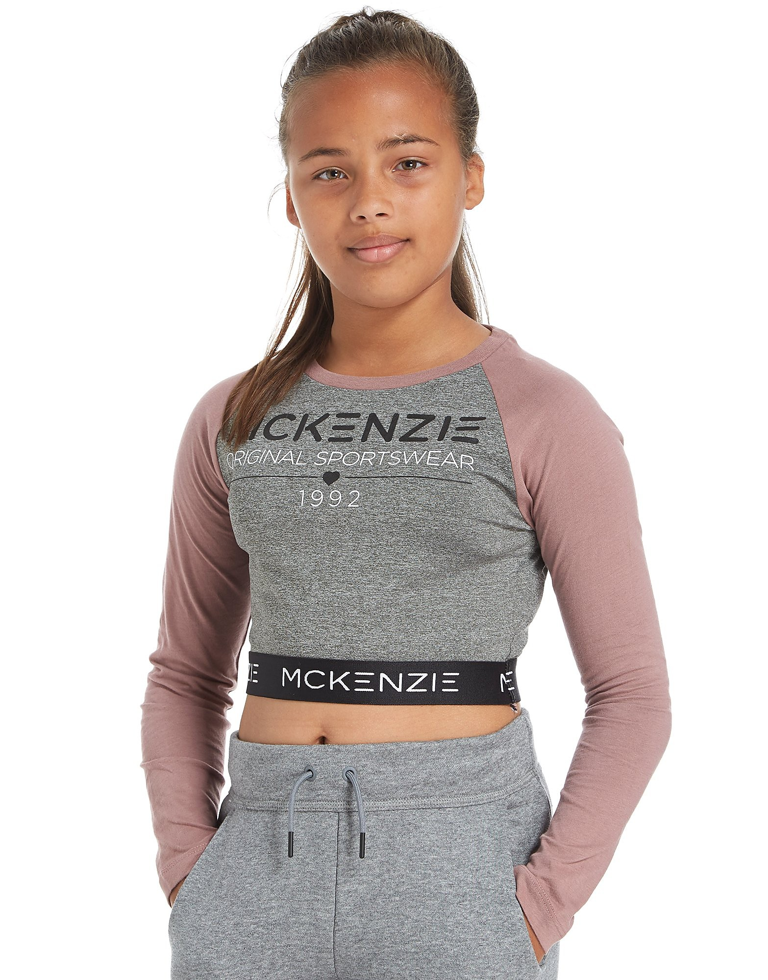 McKenzie Girls' Wren Long-Sleeve Top Junior