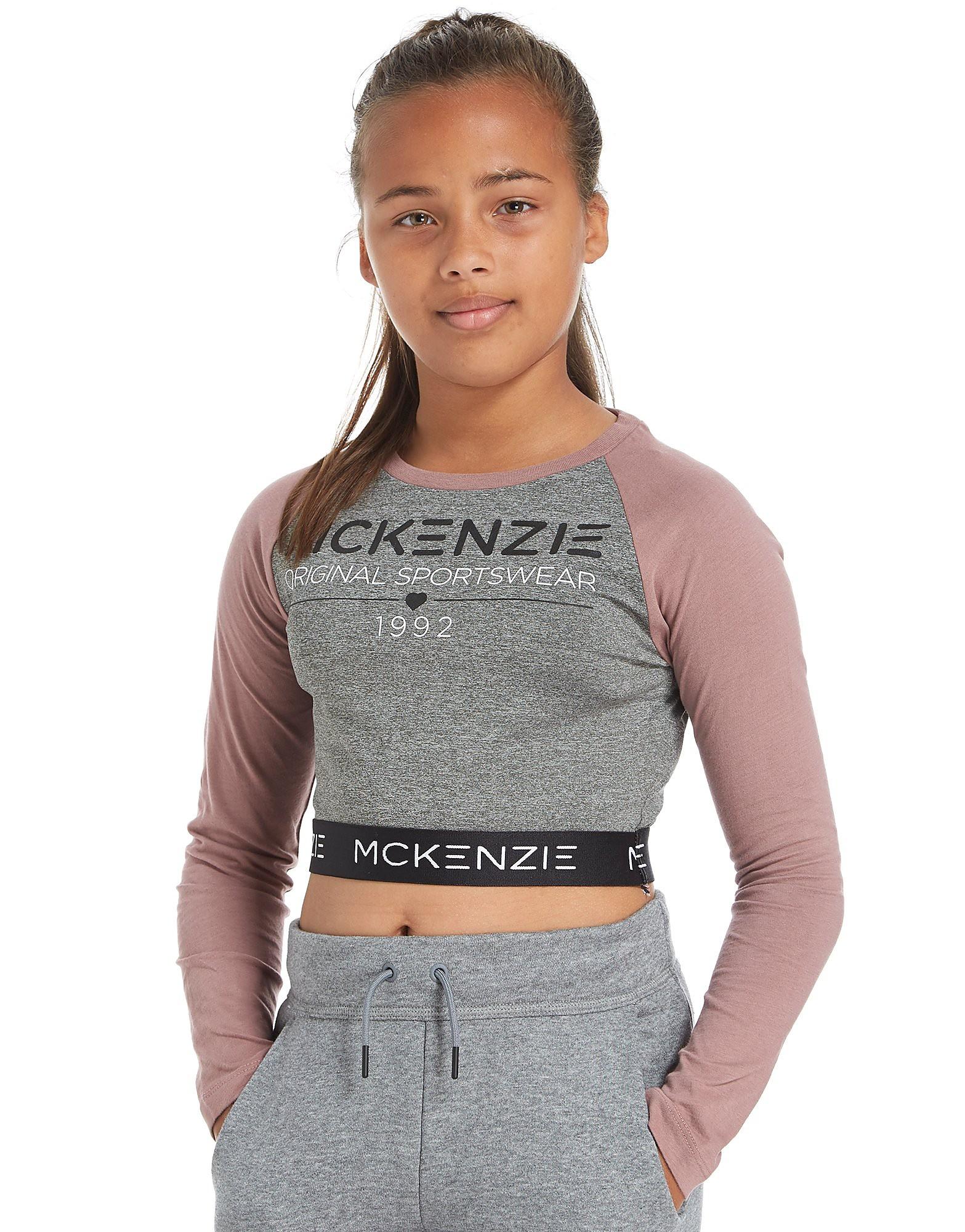 McKenzie Girls' Wren Long-Sleeve Top Junior