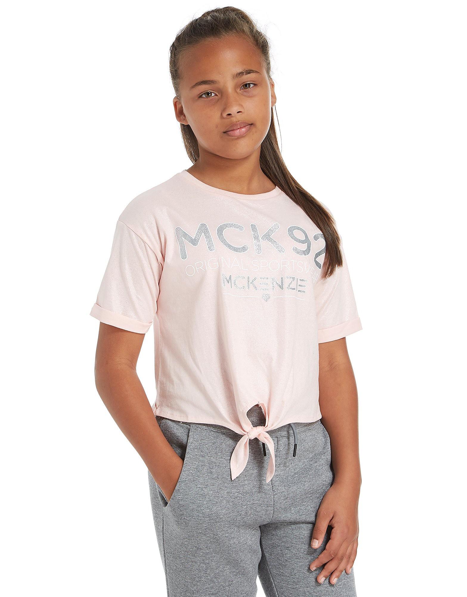 McKenzie Mädchen Tawny Knoten T-Shirt
