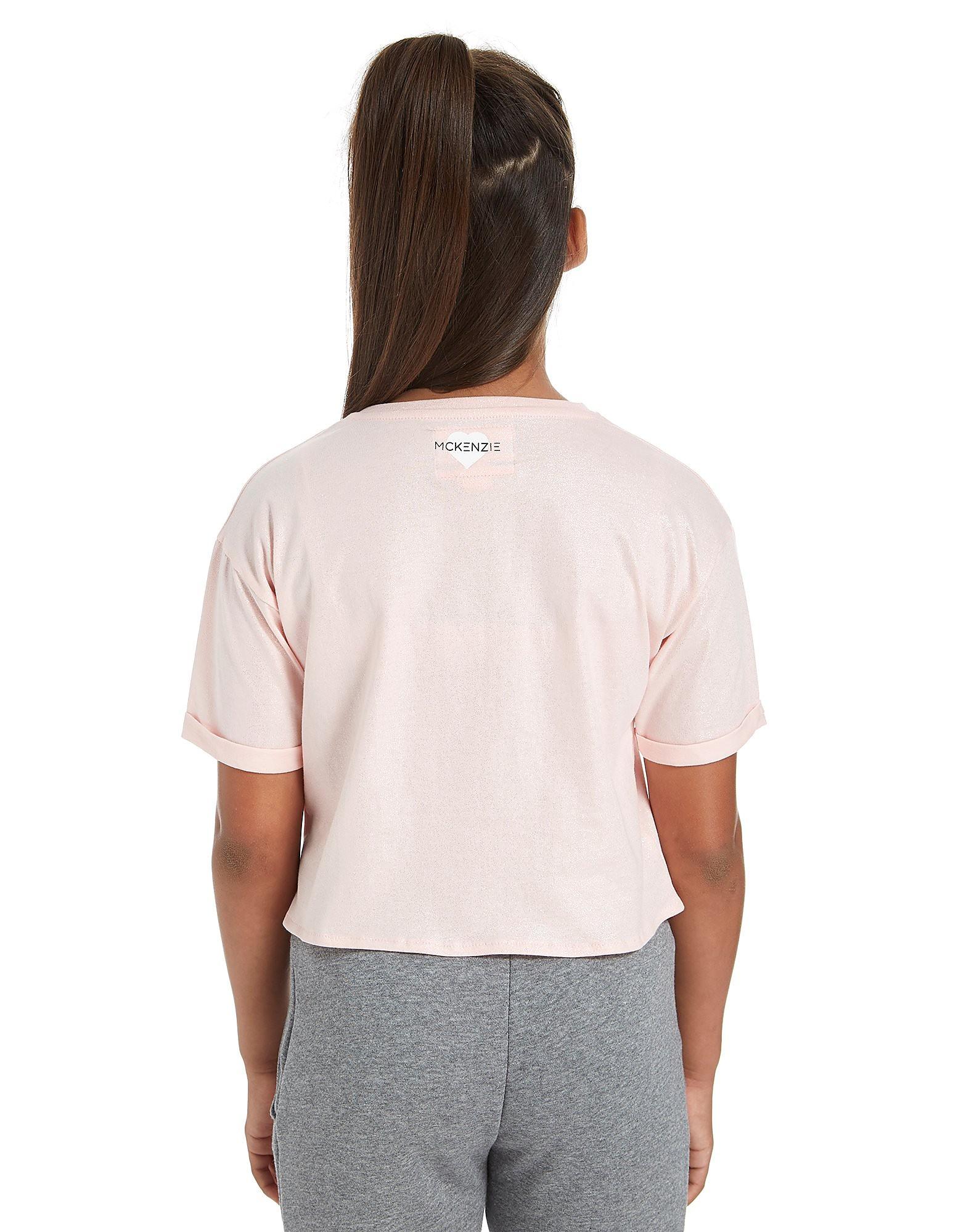 McKenzie Tawny Knot T-Shirt Donna