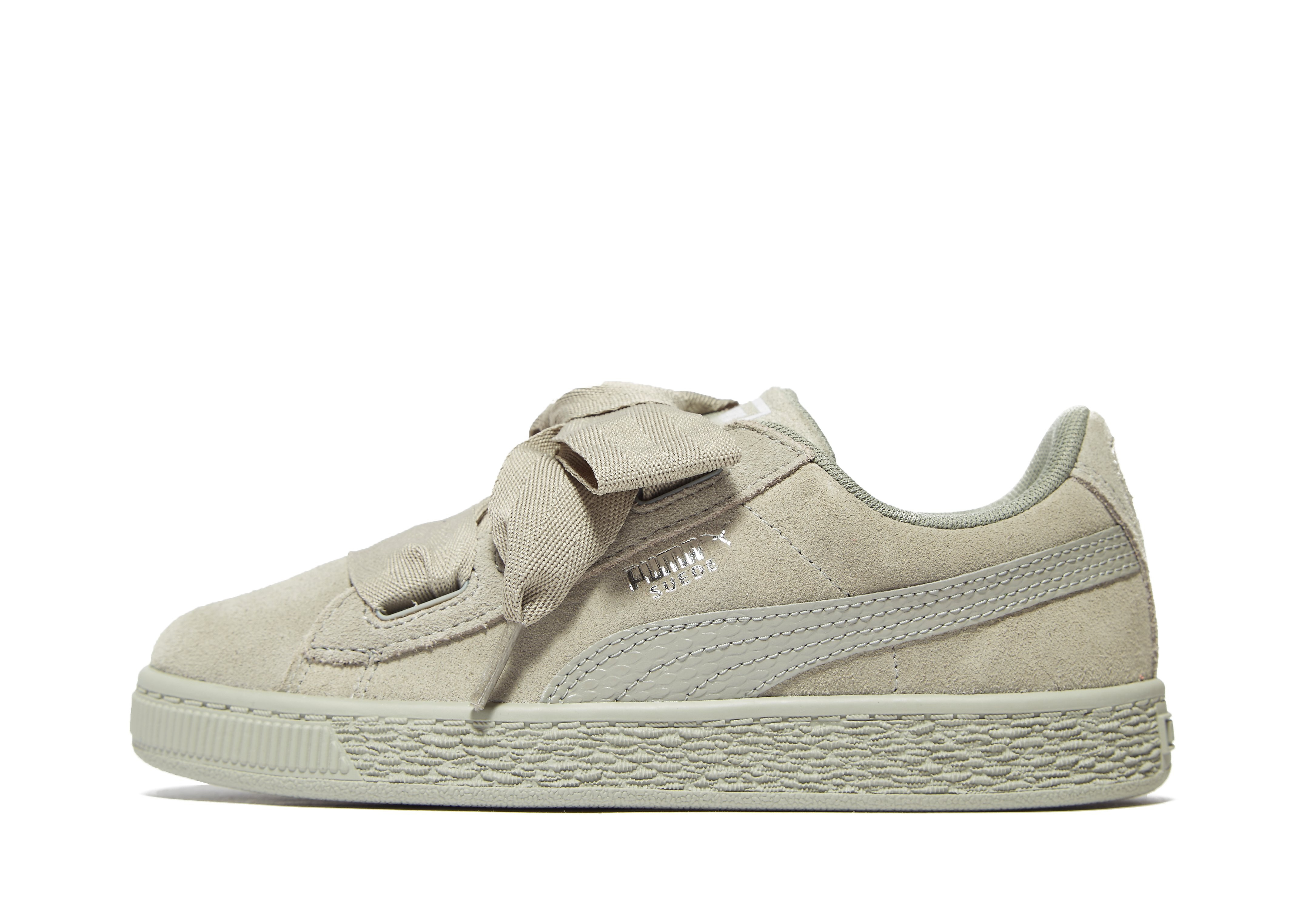 PUMA Suede Heart Snake Children