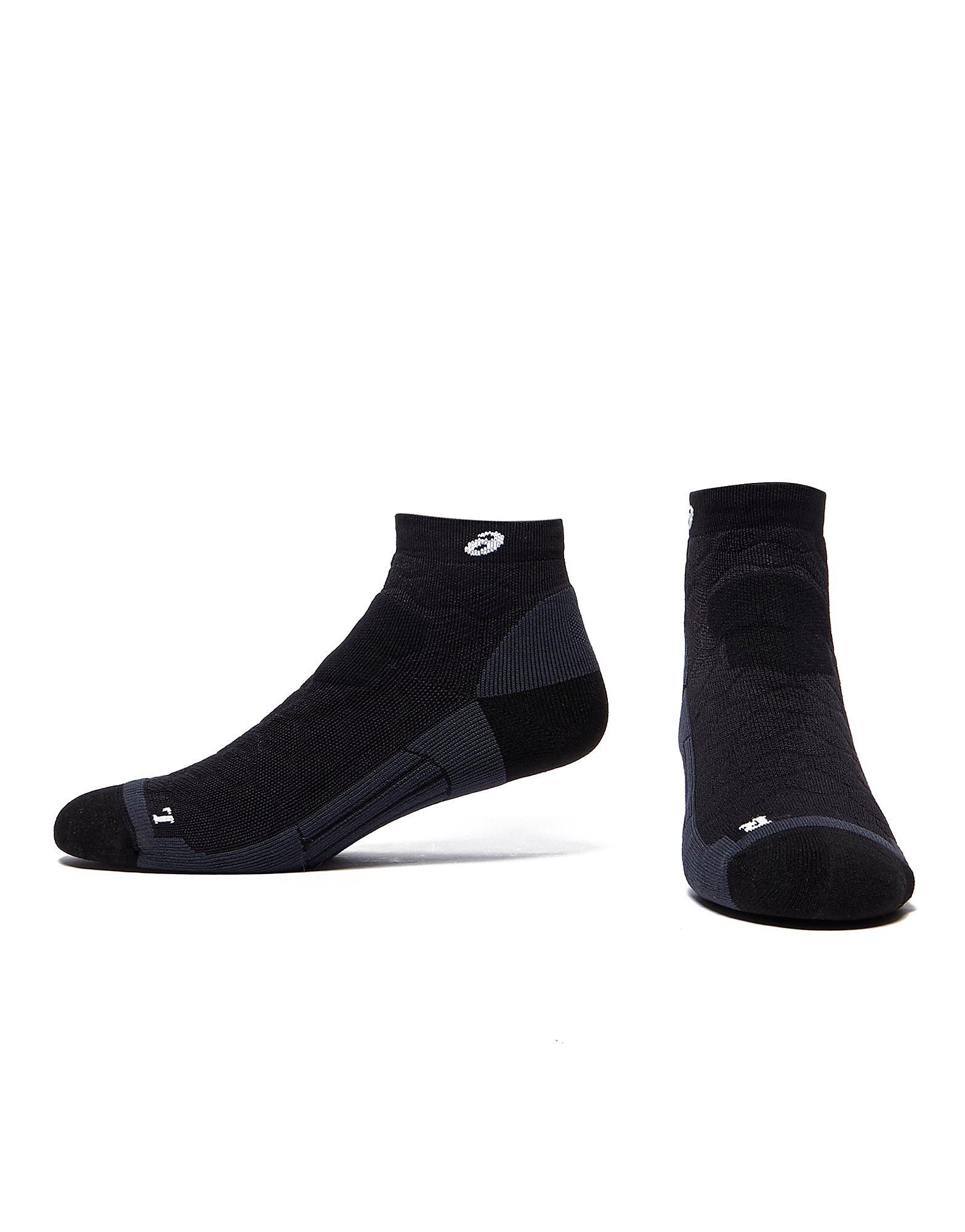 ASICS Road Quarter Running Socks