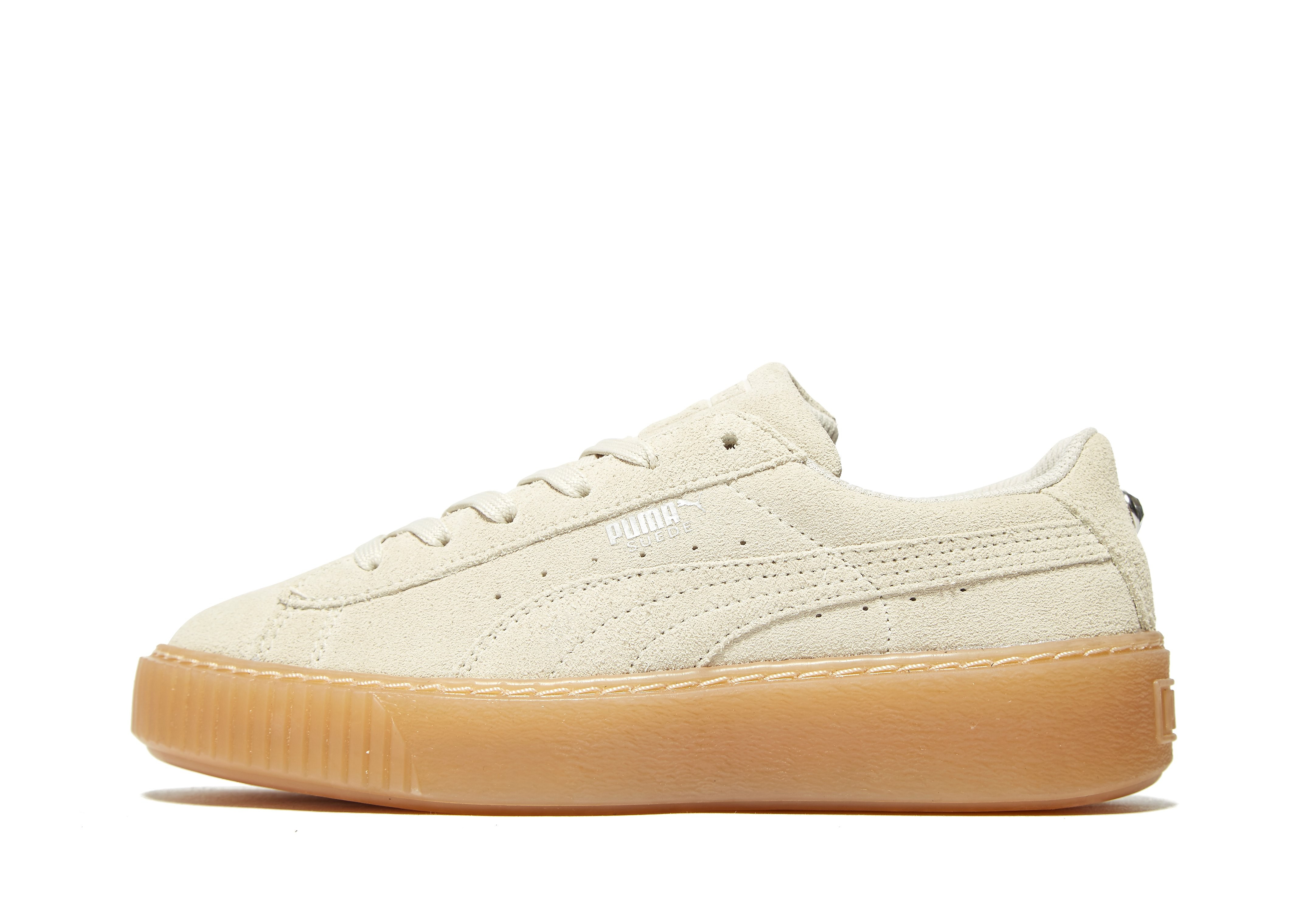 PUMA Suede Platform Jewel Children