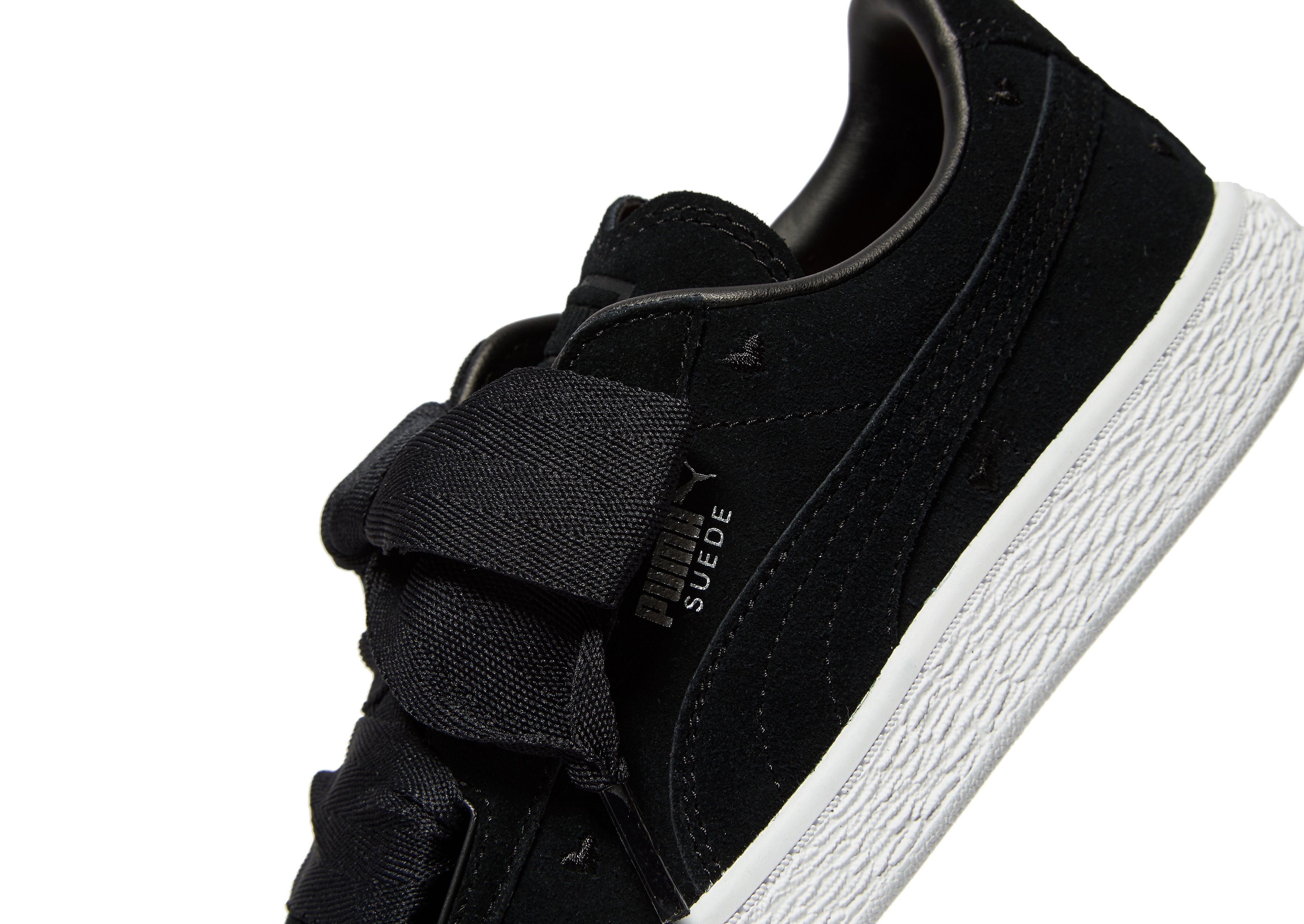 PUMA Suede Heart Children
