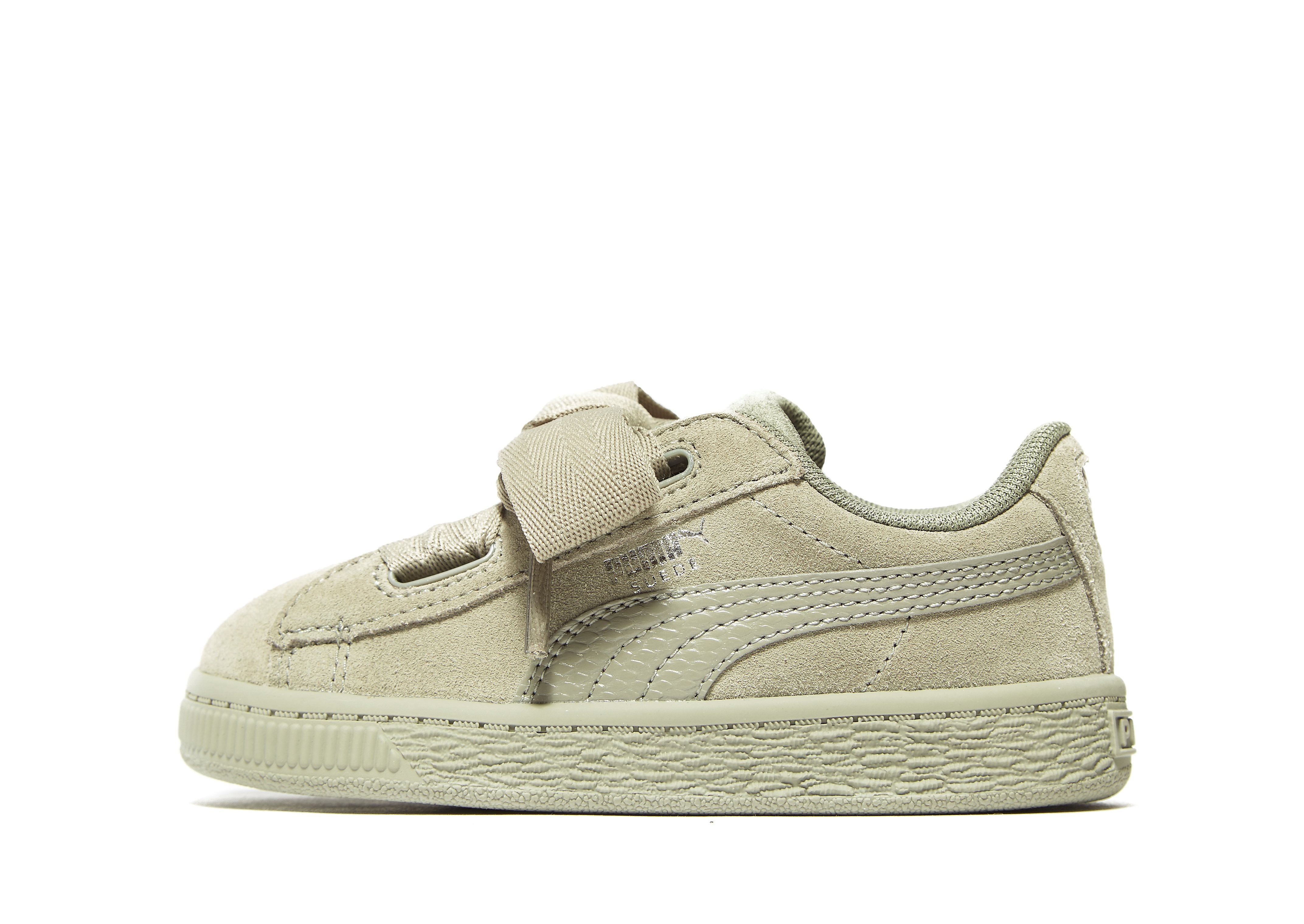 PUMA Suede Heart Snake Baby's