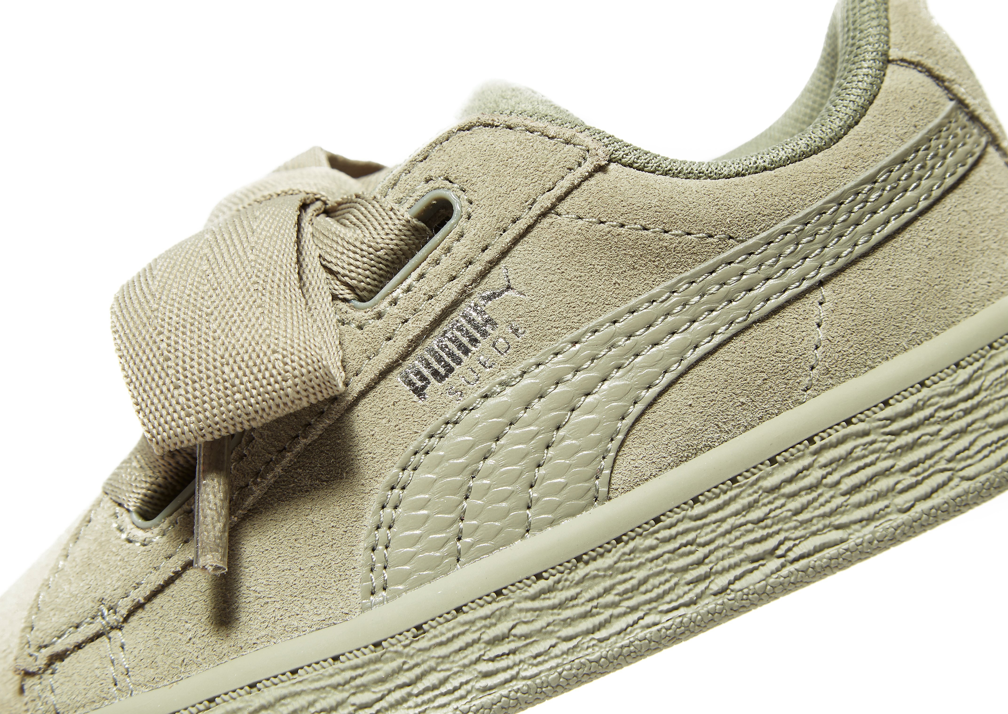 PUMA Suede Heart Snake Infant