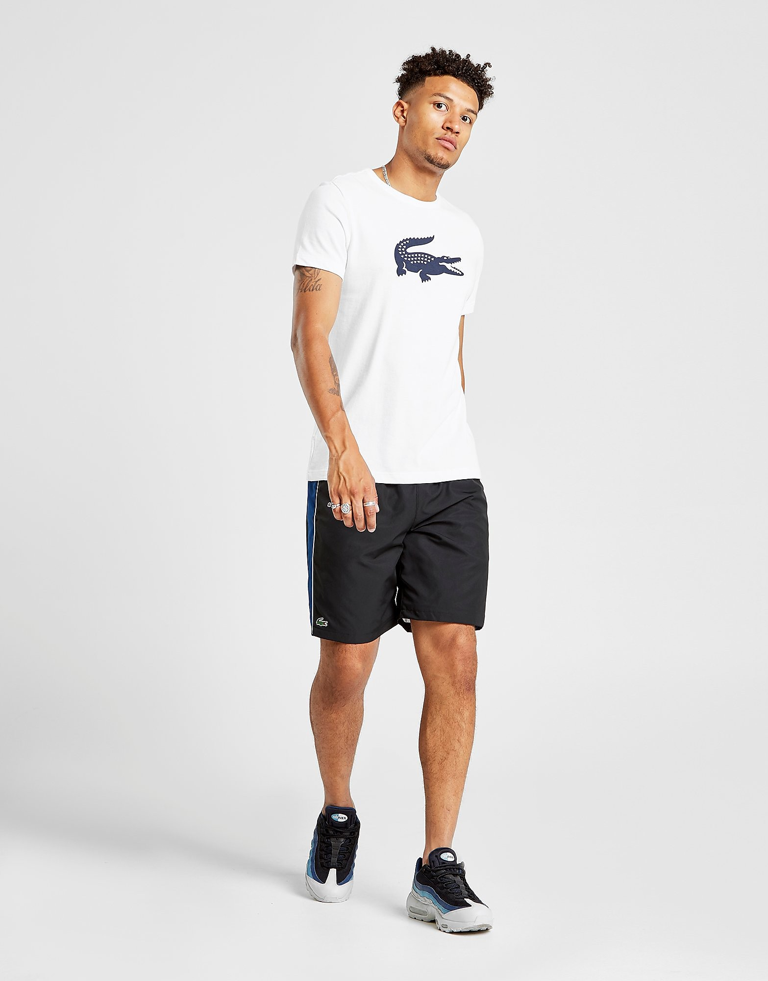 Lacoste Short Side Panel Homme