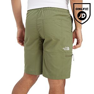6247b841392 ... The North Face Z-Pocket Woven Shorts