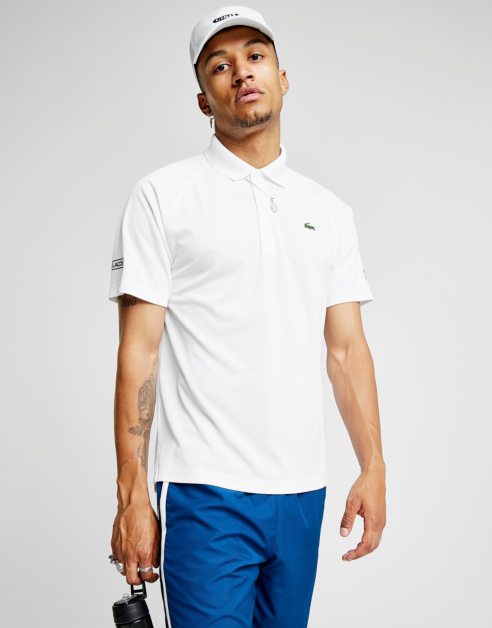 Lacoste Djokovic Ten Polo Shirt