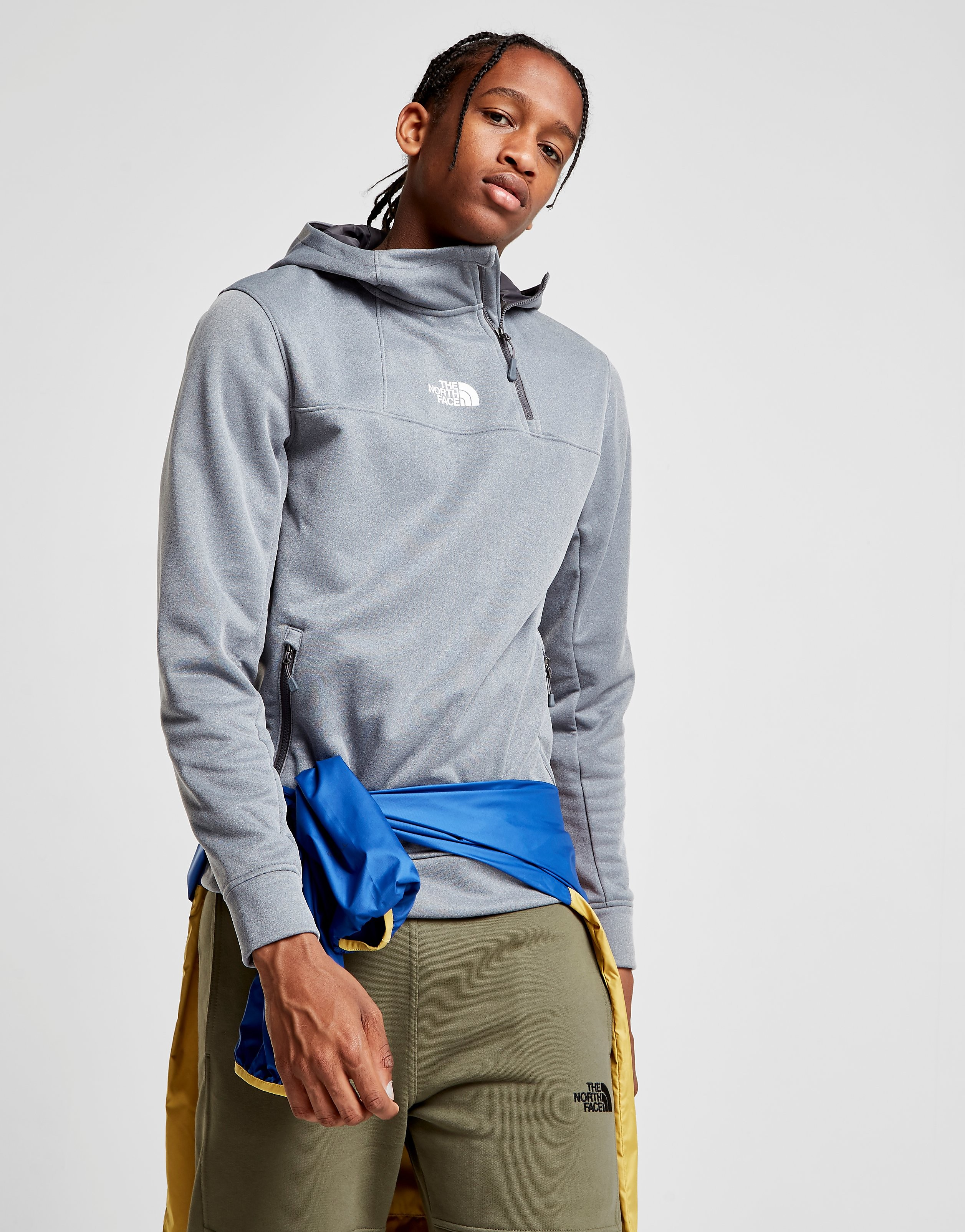 The North Face Mittelegi Steep 1/2 Zip Hoodie