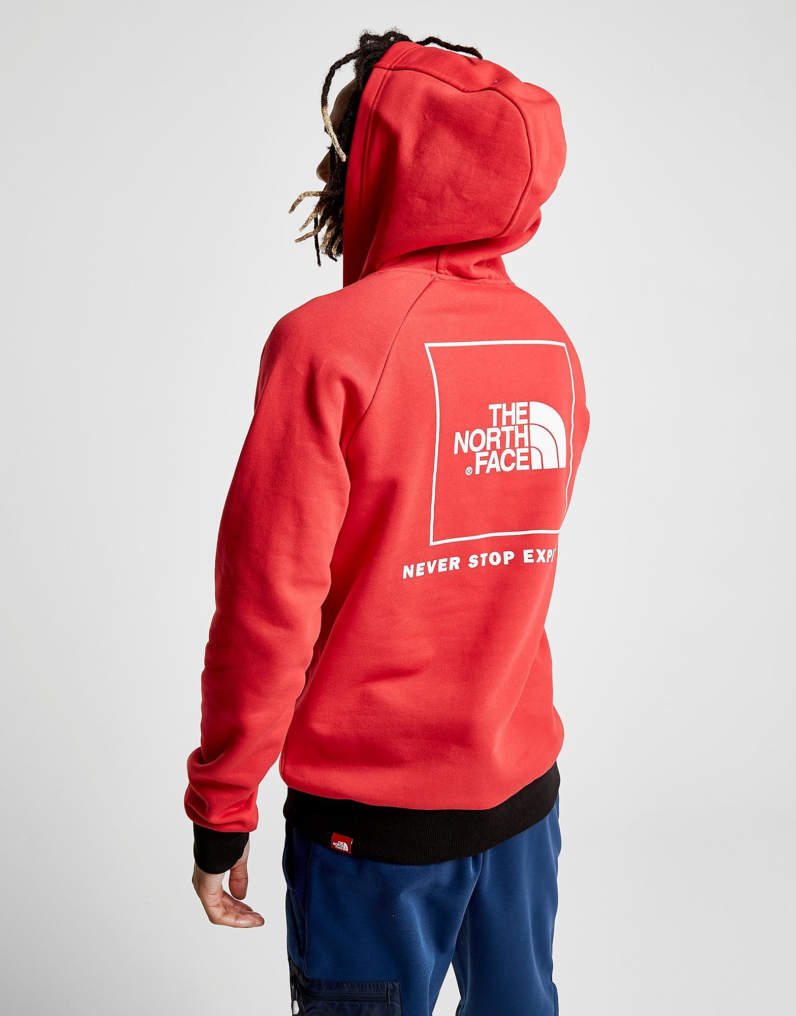 The North Face Redbox Overhead Hoodie
