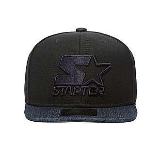 Starter 2 Tone Visor Snapback Cap