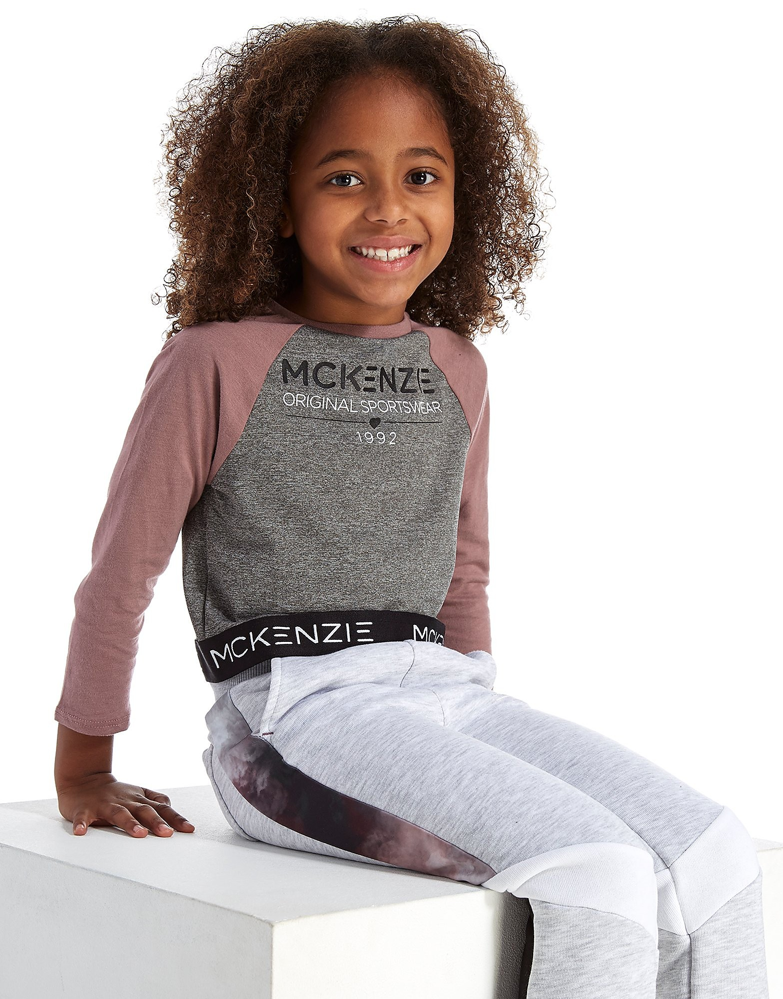 McKenzie Girls' Mini Wren Long Sleeve T-Shirt Children