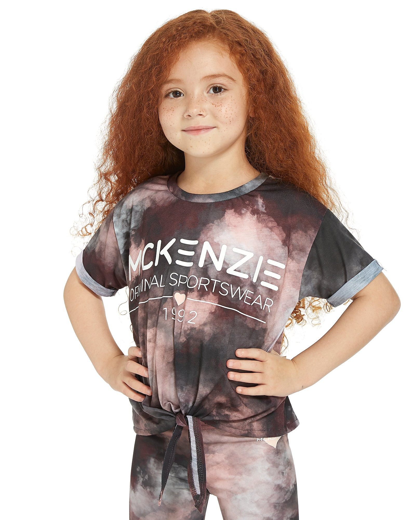 McKenzie Winter Knot T-Shirt Kinderen