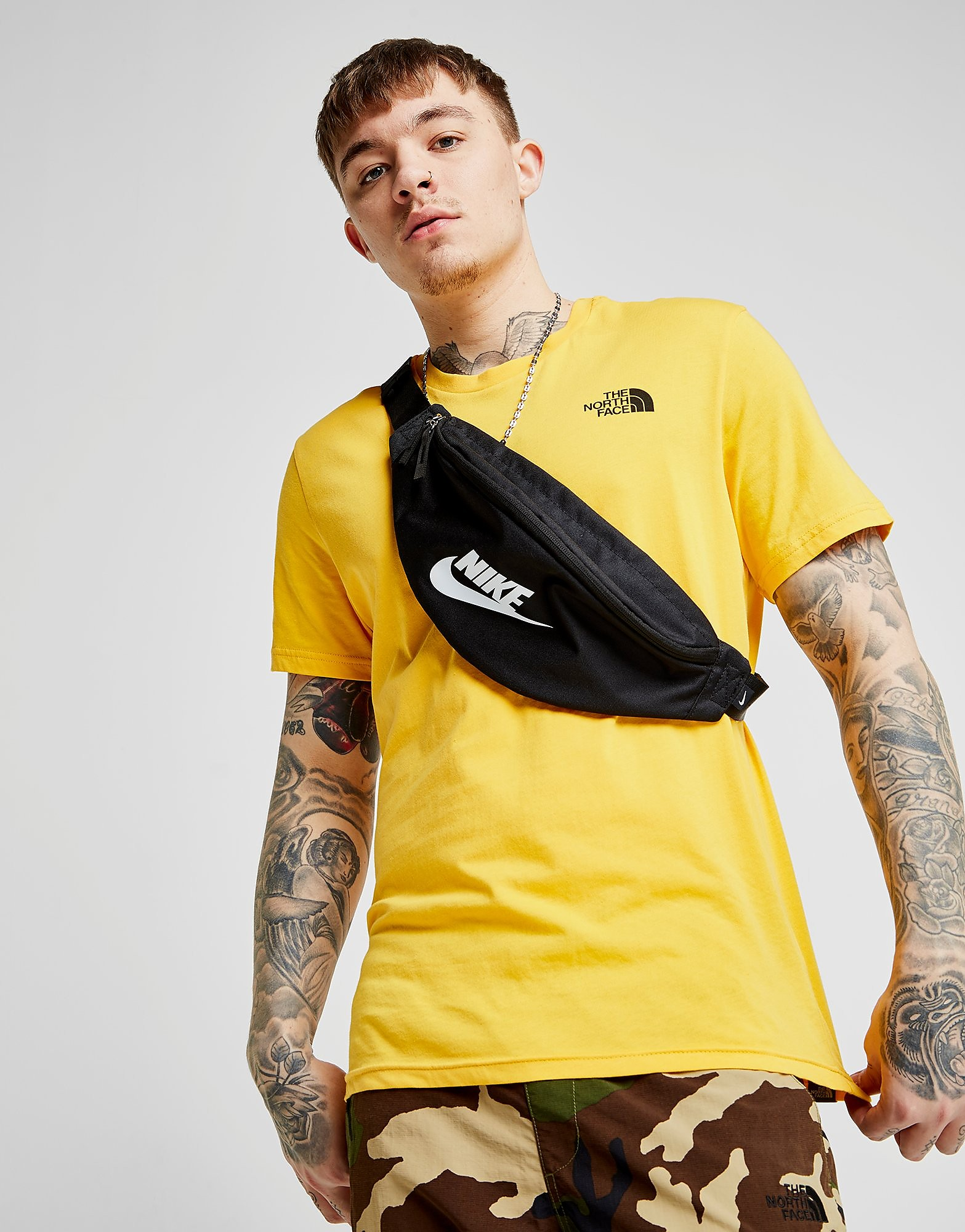 The North Face T-shirt Simple Dome Homme
