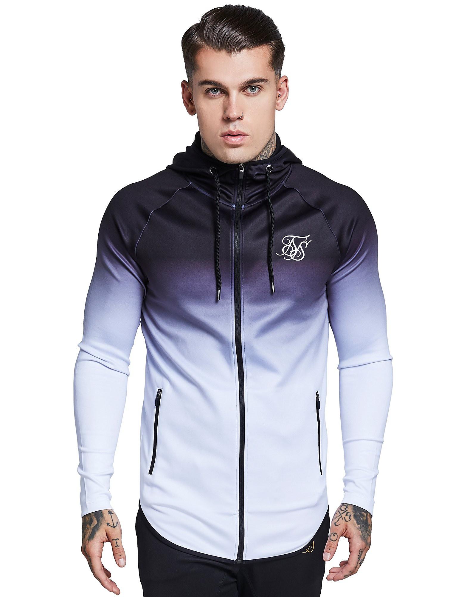 SikSilk chaqueta con capucha Athlete