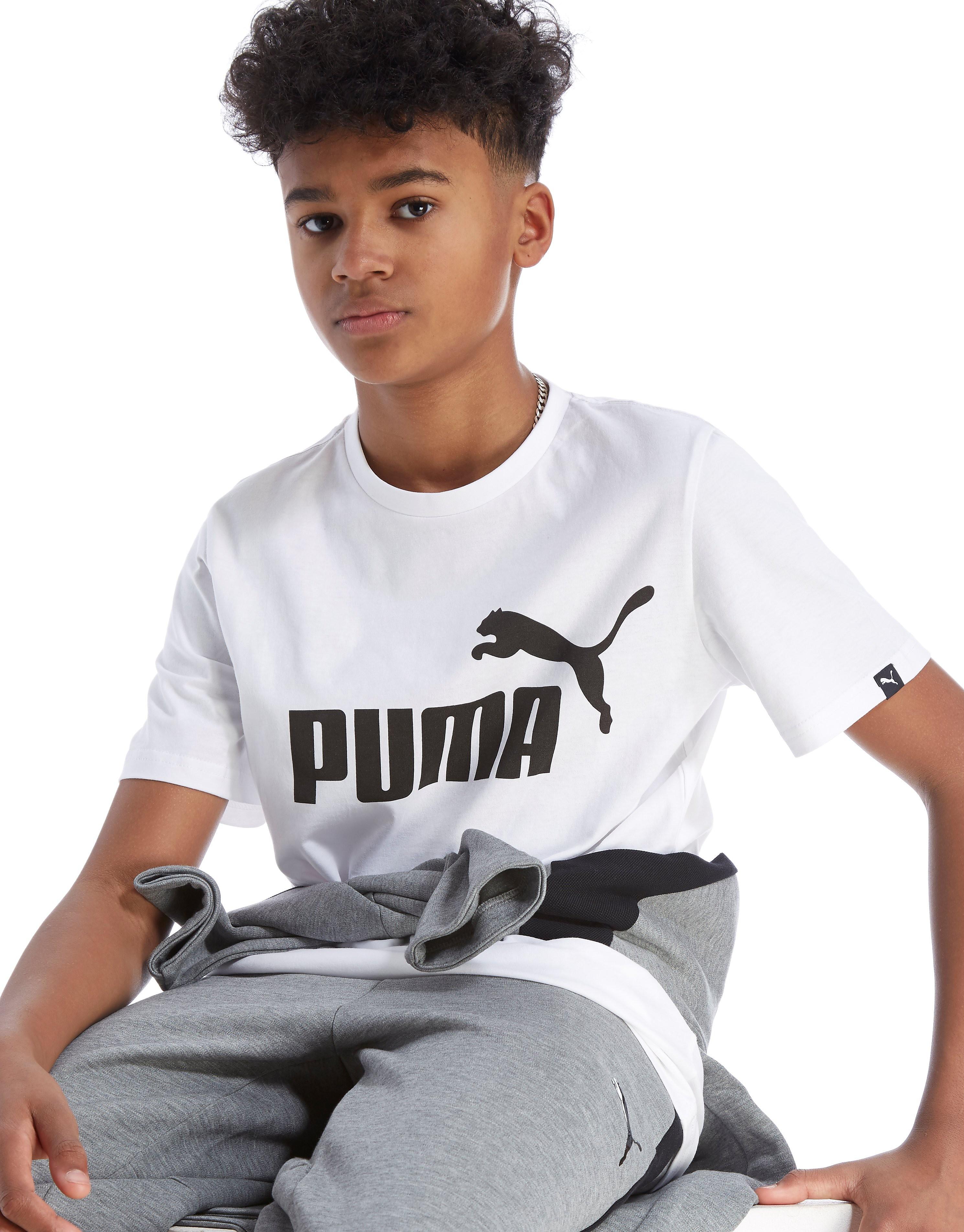 PUMA camiseta No 1 Logo júnior