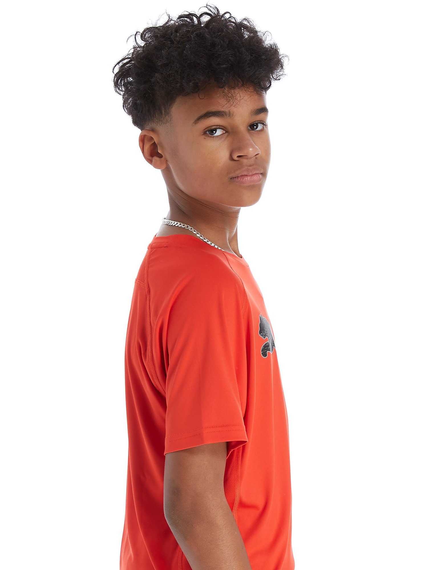 PUMA Graphic Poly T-Shirt Junior